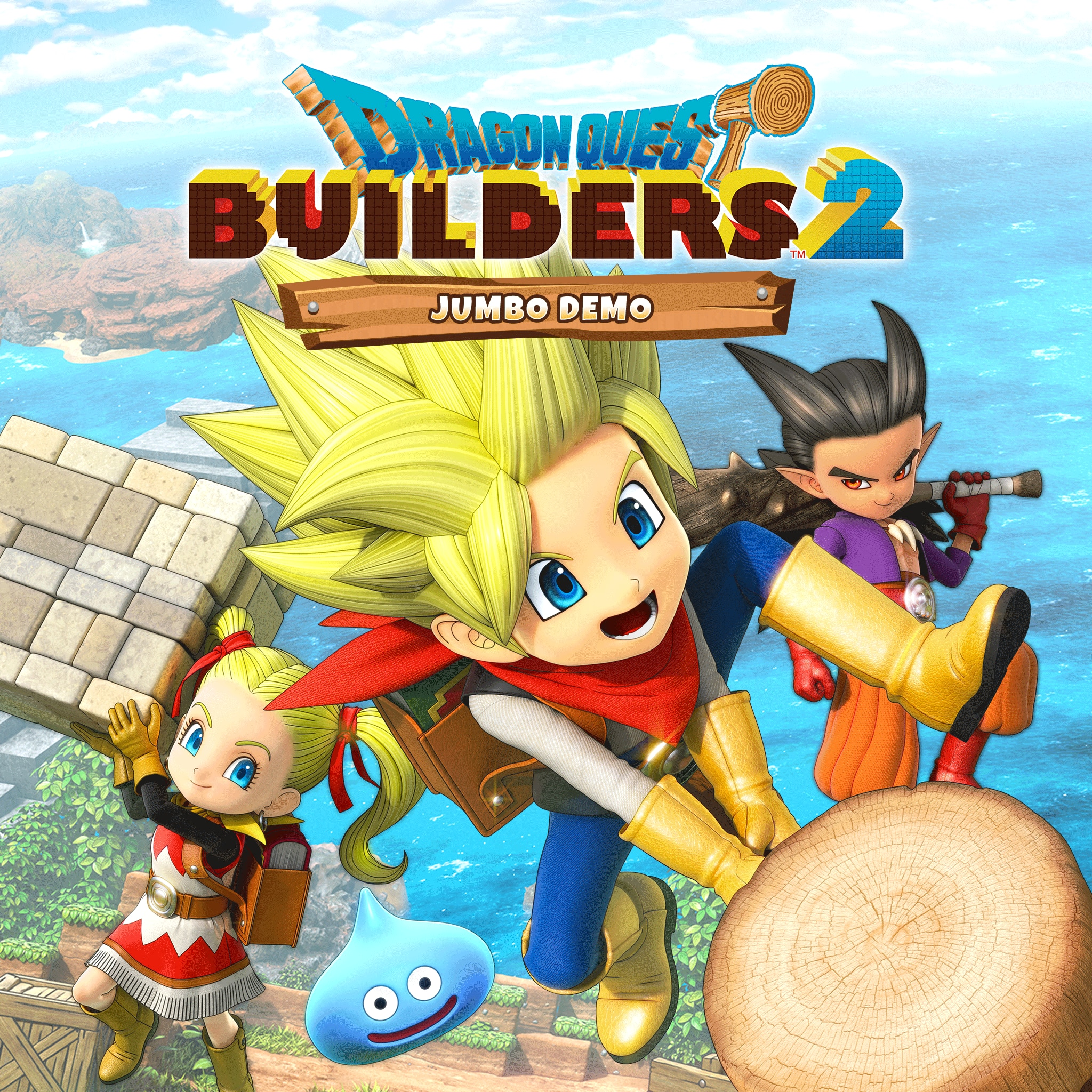 DRAGON QUEST BUILDERS™ 2 - JUMBO DEMO