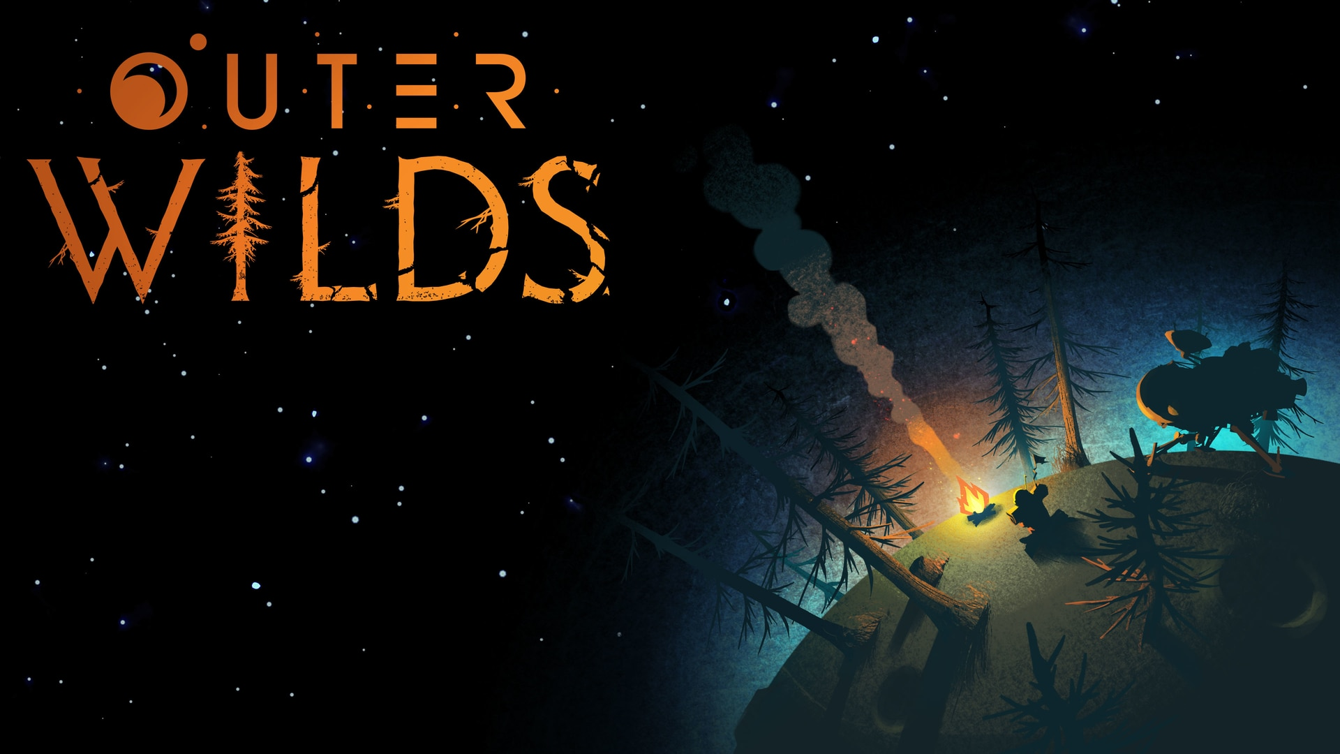 Outer Wilds (English/Chinese/Korean/Japanese Ver.)
