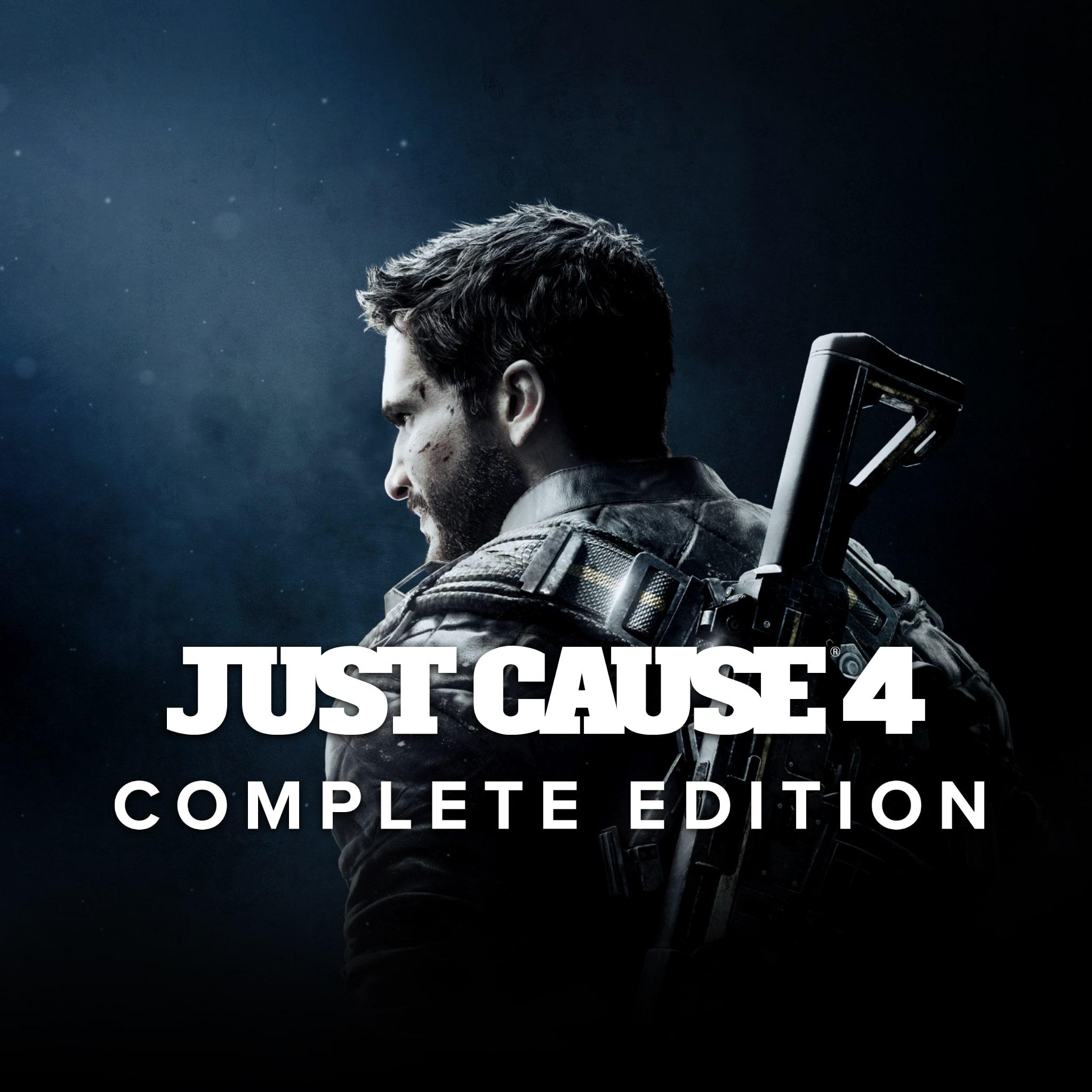 Just Cause 4 - الإصدار الكامل