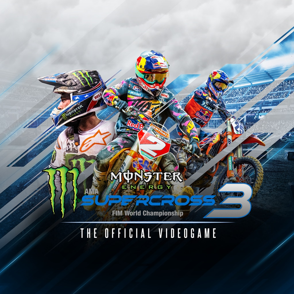 Monster Energy Supercross - The Official Videogame 3 (English)