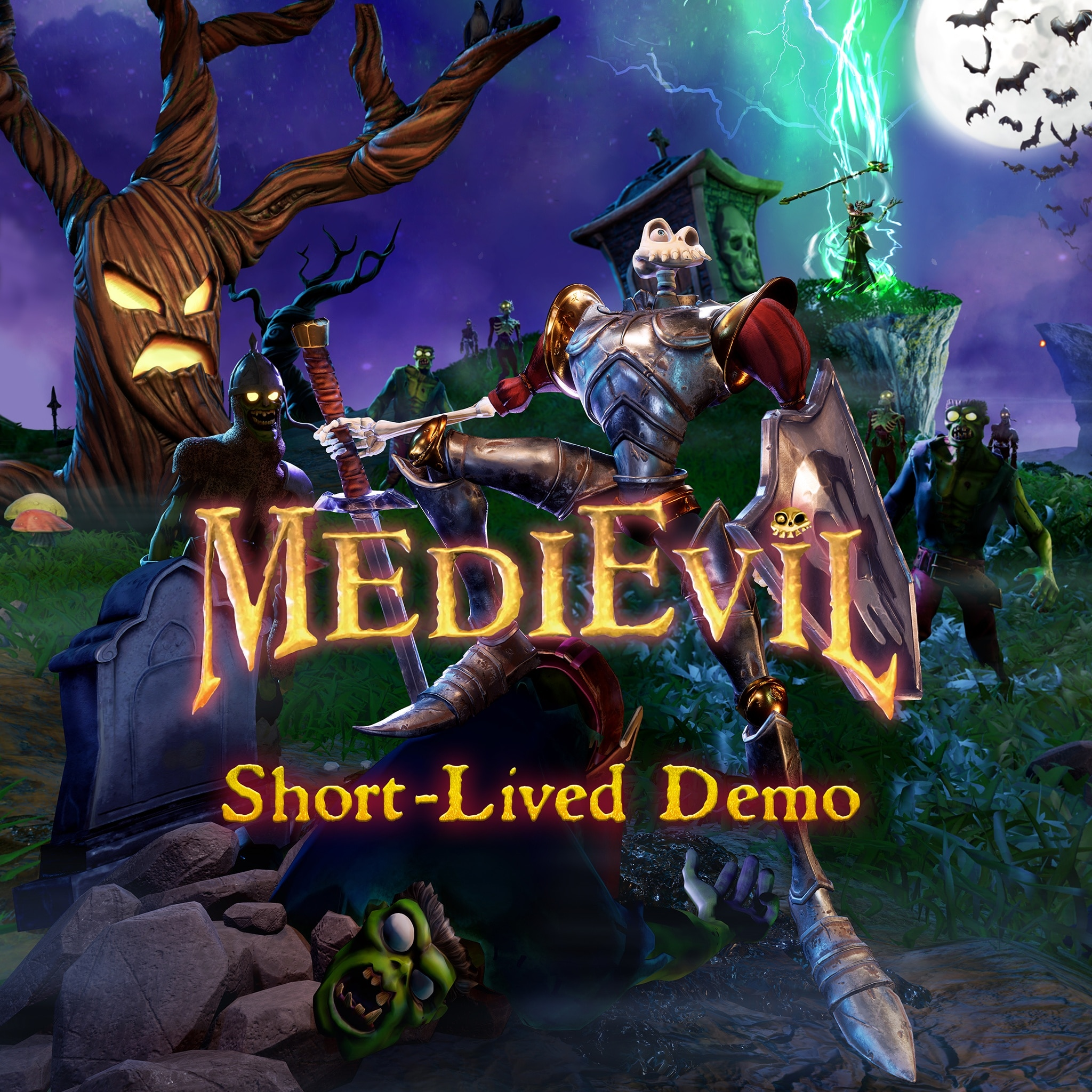 MediEvil Short-Lived Demo