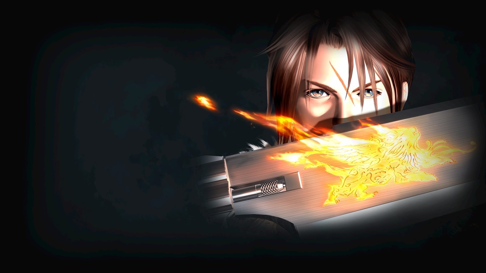 FINAL FANTASY VIII Remastered (English/Japanese Ver.)