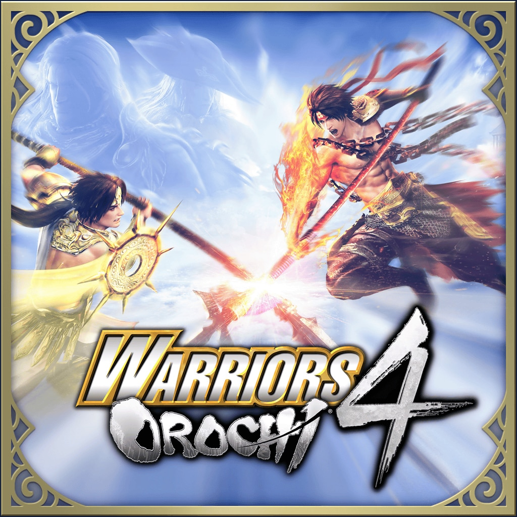WARRIORS OROCHI 4 Deluxe Edition (English Ver.)