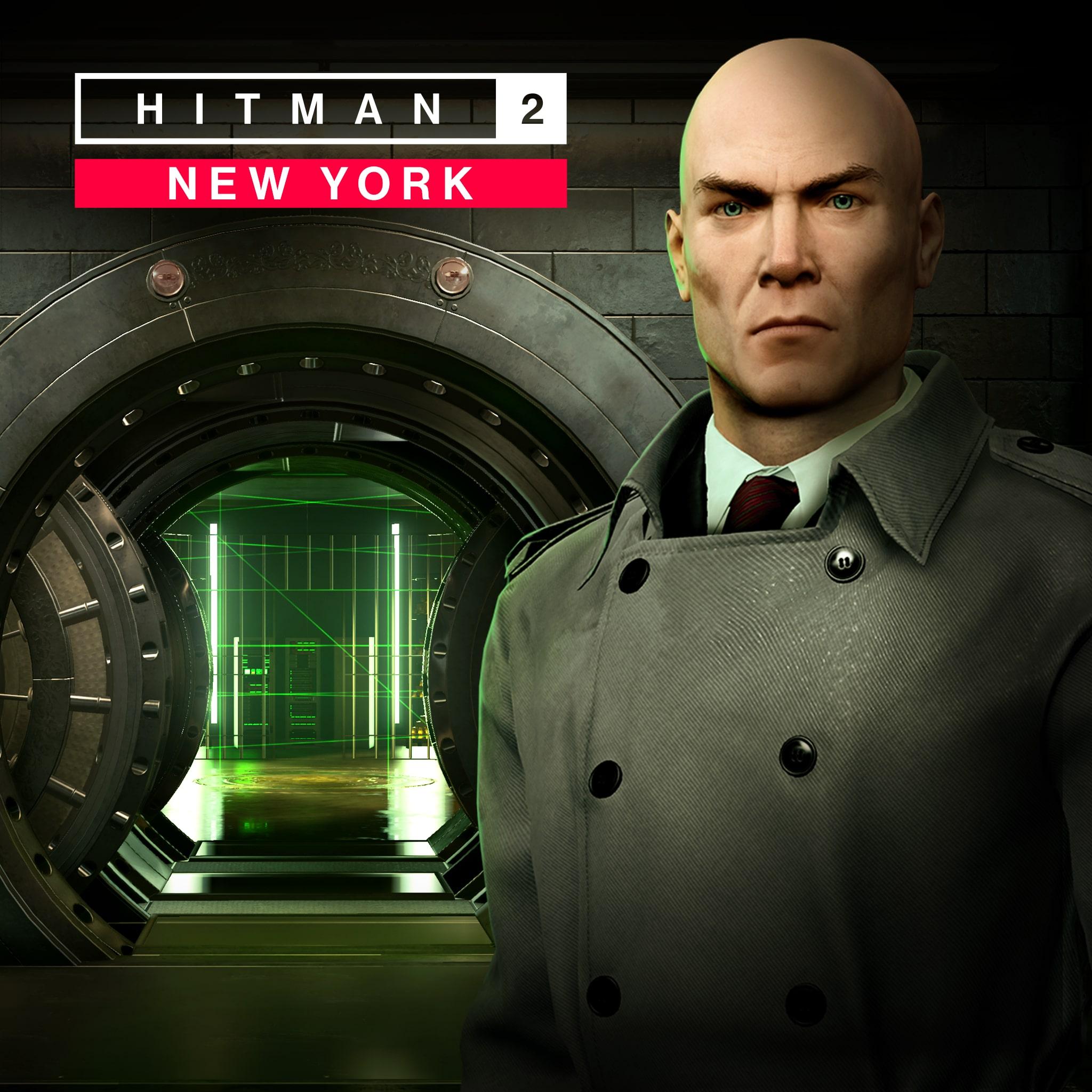 HITMAN™2 - Nowy Jork