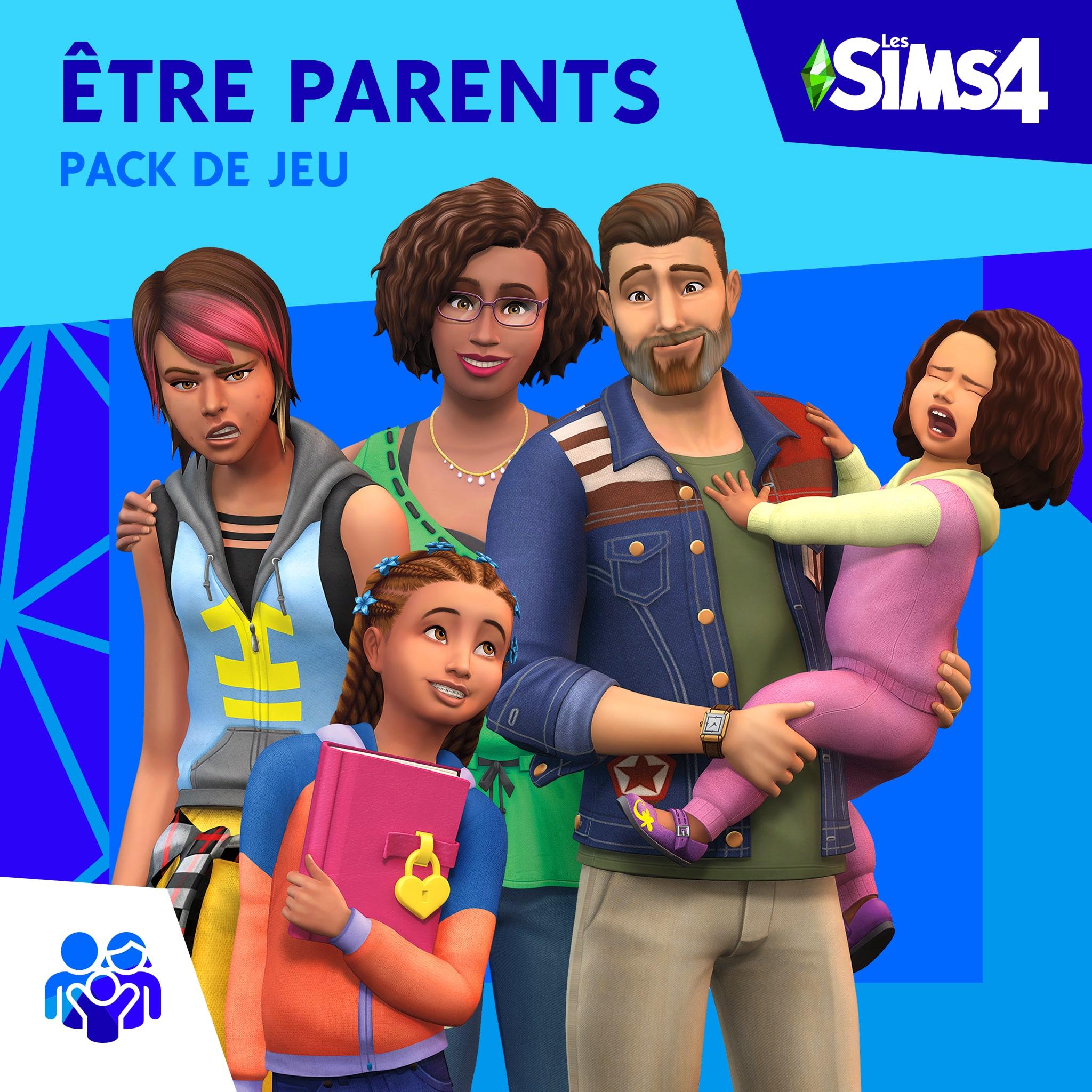 Les Sims™ 4Être parents