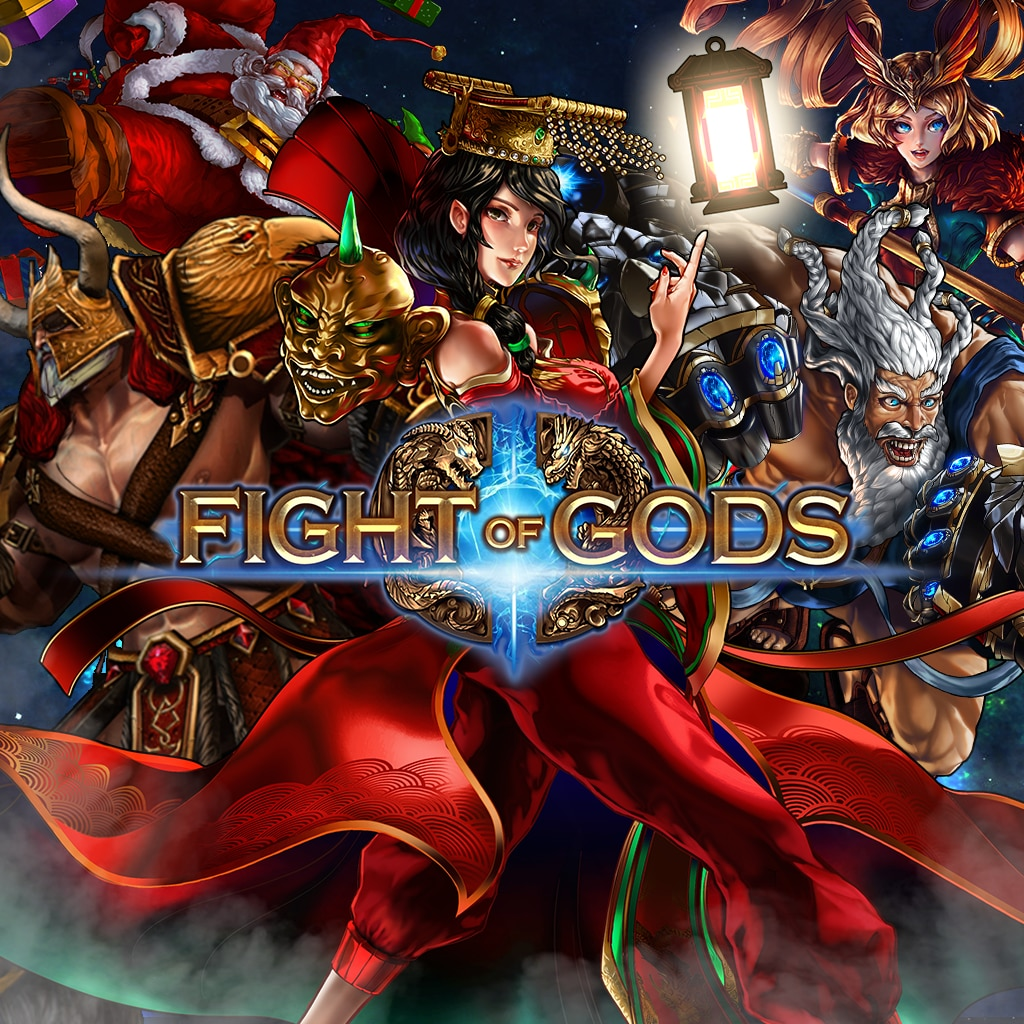 Fight of Gods (Simplified Chinese, English, Japanese, Traditional Chinese)