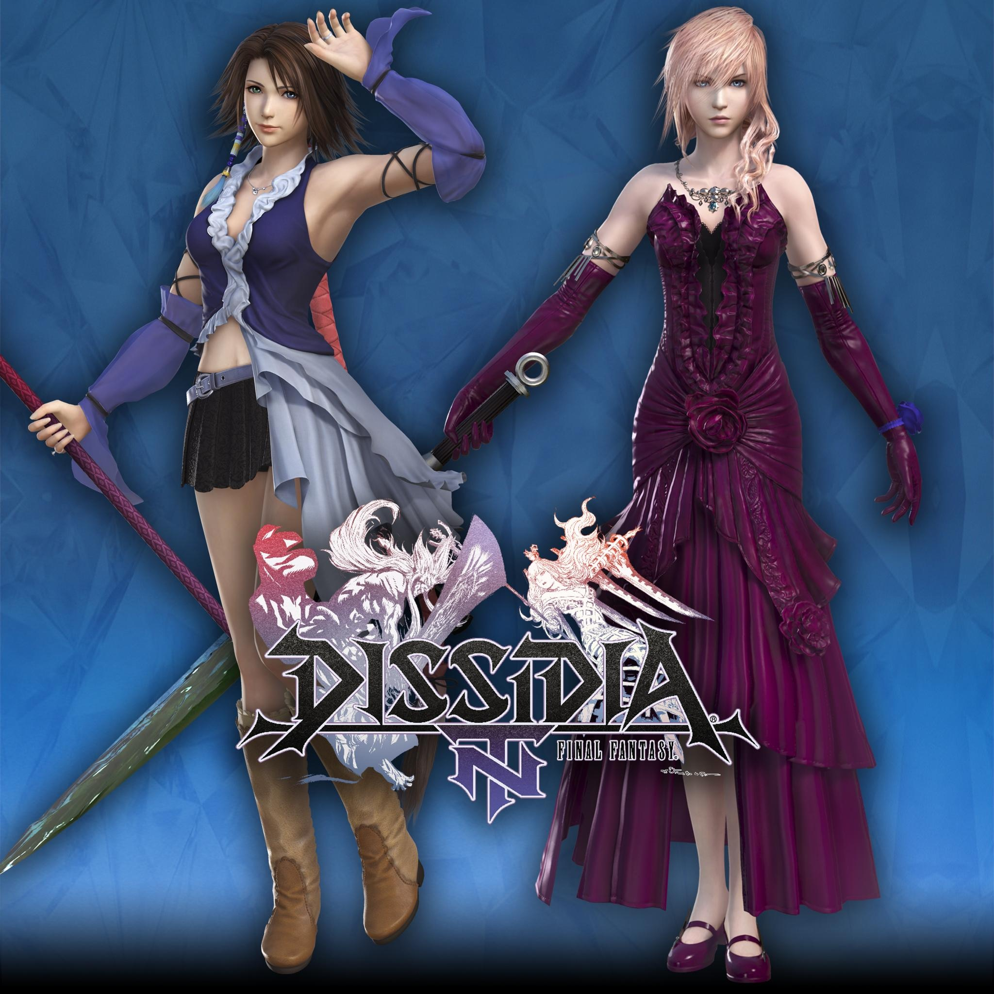 Appearance Special Set for Yuna (3rd) & Lightning (4th)