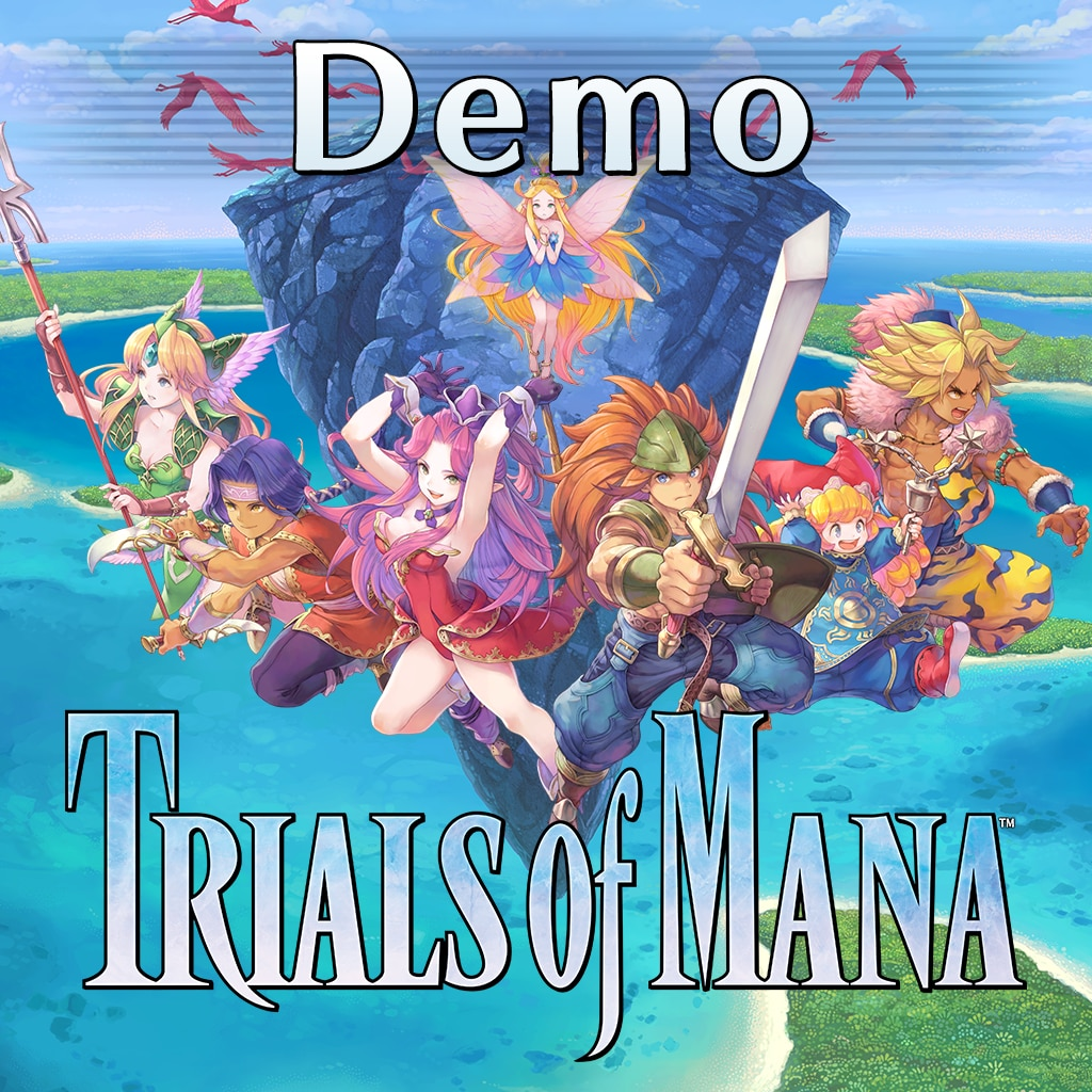 TRIALS of MANA DEMO (Chinese/Korean Ver.)