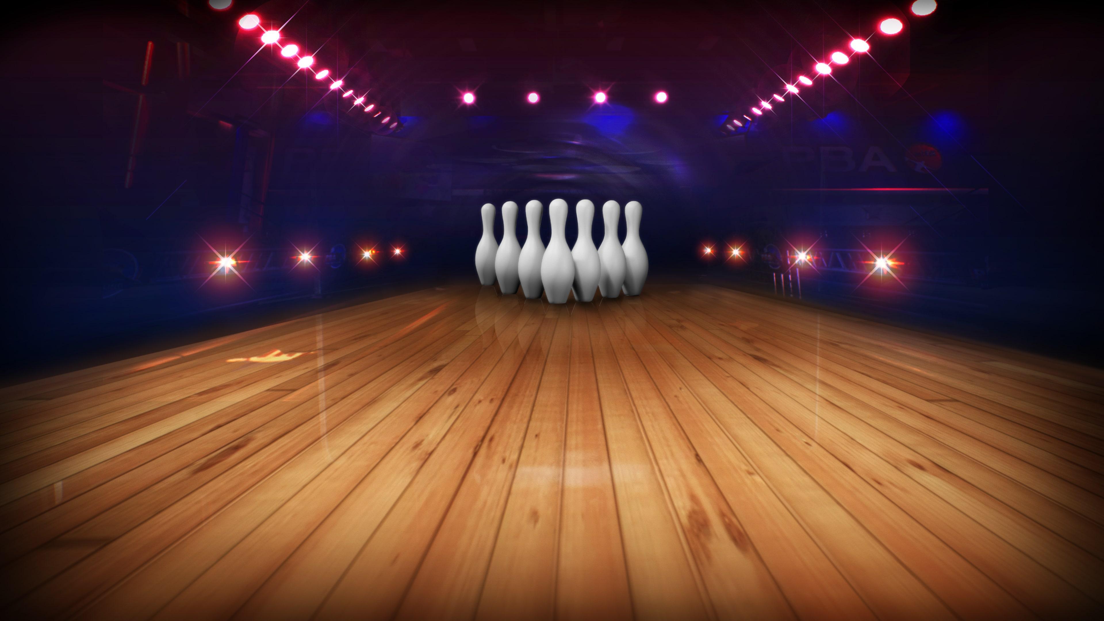 PBA Pro Bowling: 100 Gold Pins