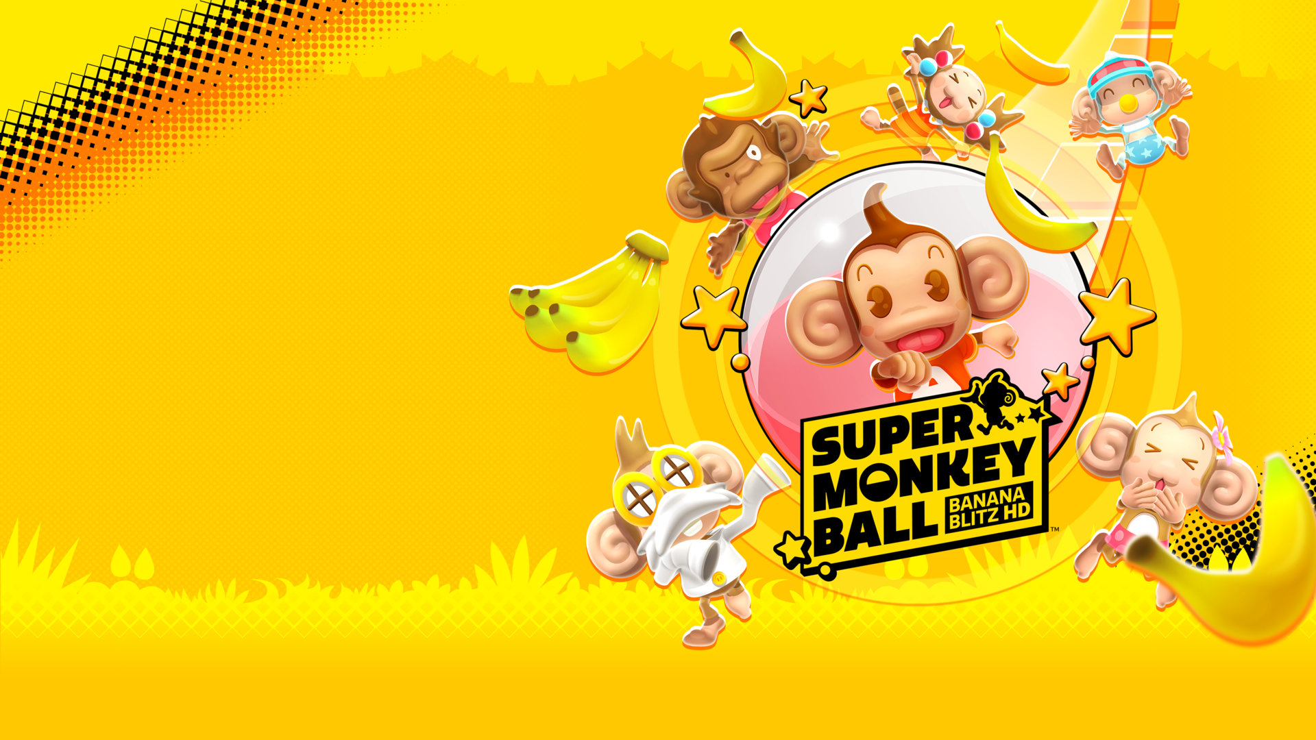Super Monkey Ball Banana Blitz HD (English/Chinese/Korean/Japanese Ver.)