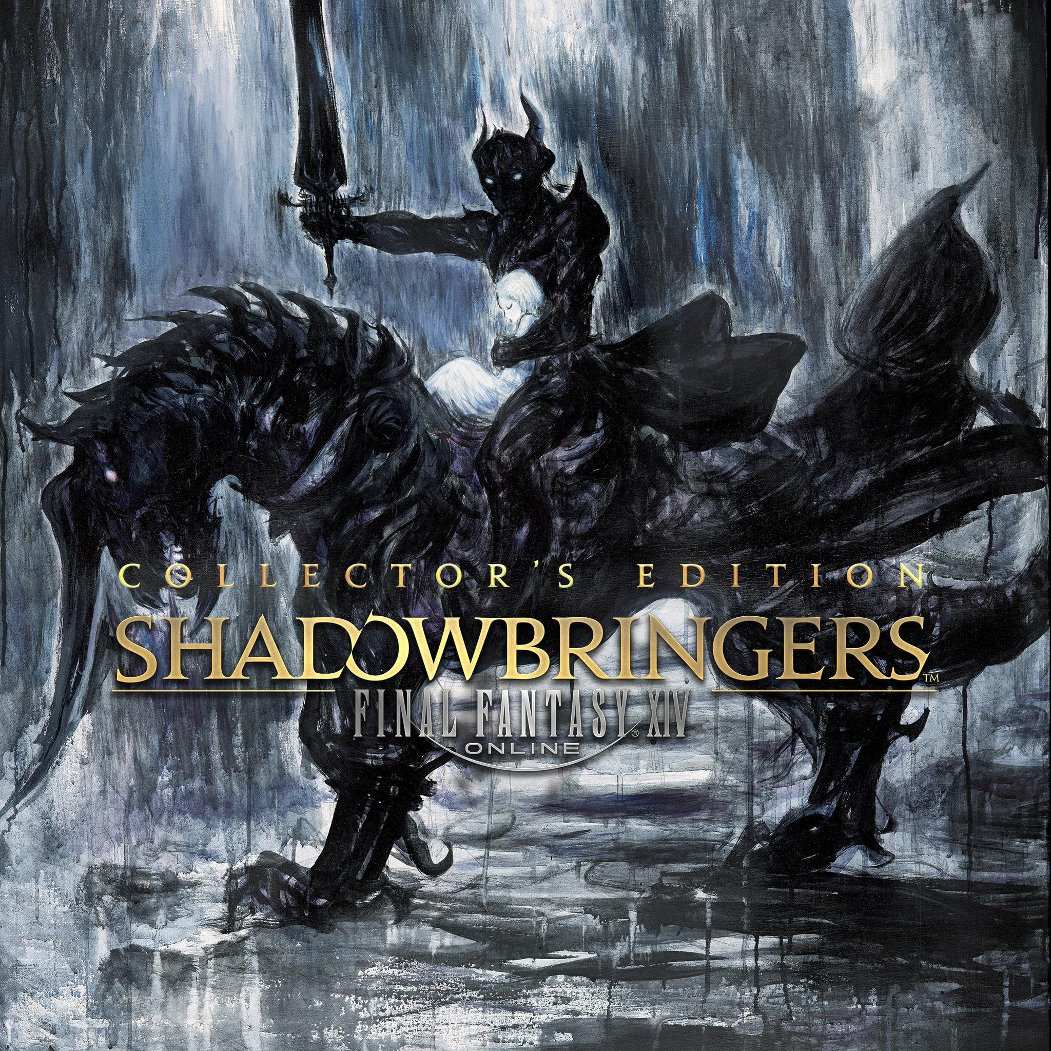 FINAL FANTASY® XIV: Shadowbringers™ Collector's Edition