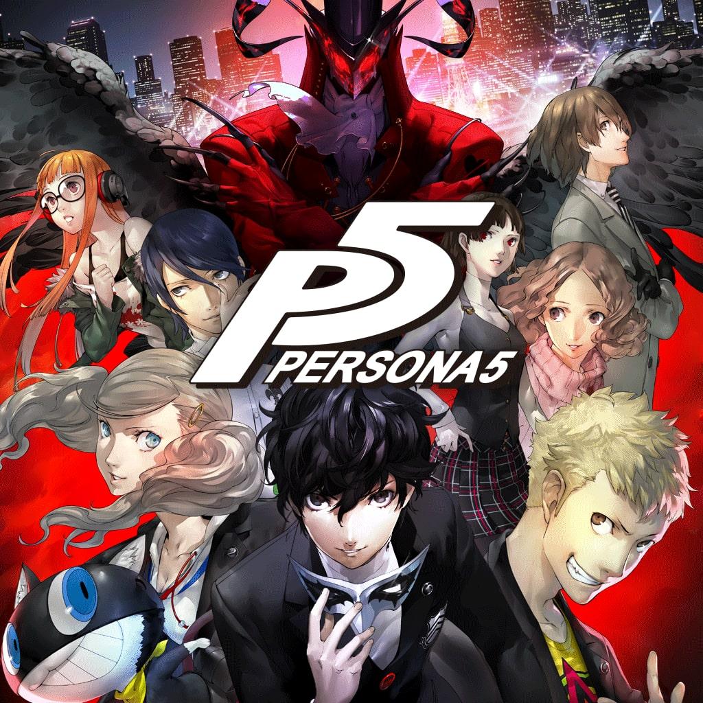 ペルソナ5 20th PS Storeスペシャルエディション