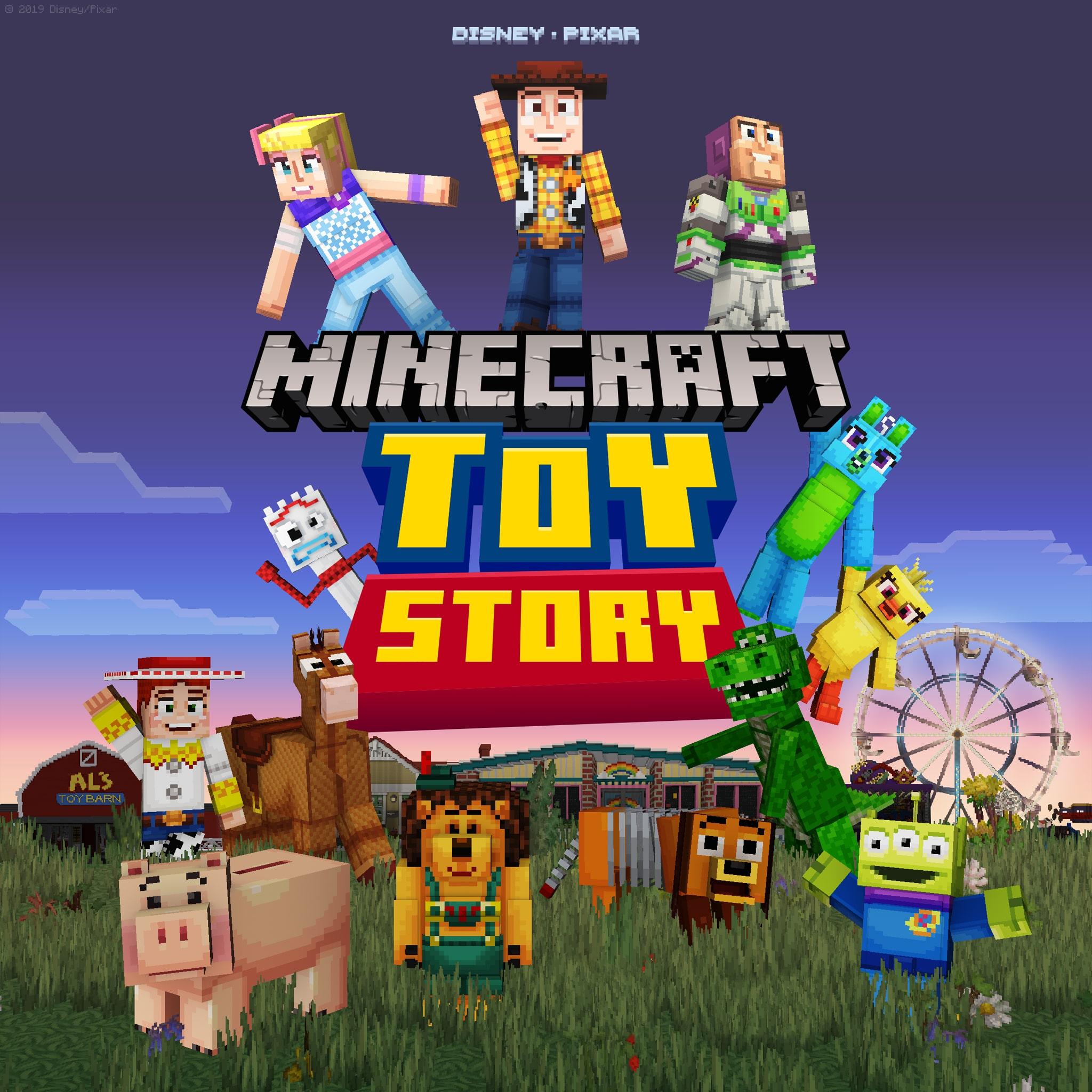 Toy Story Mash-up