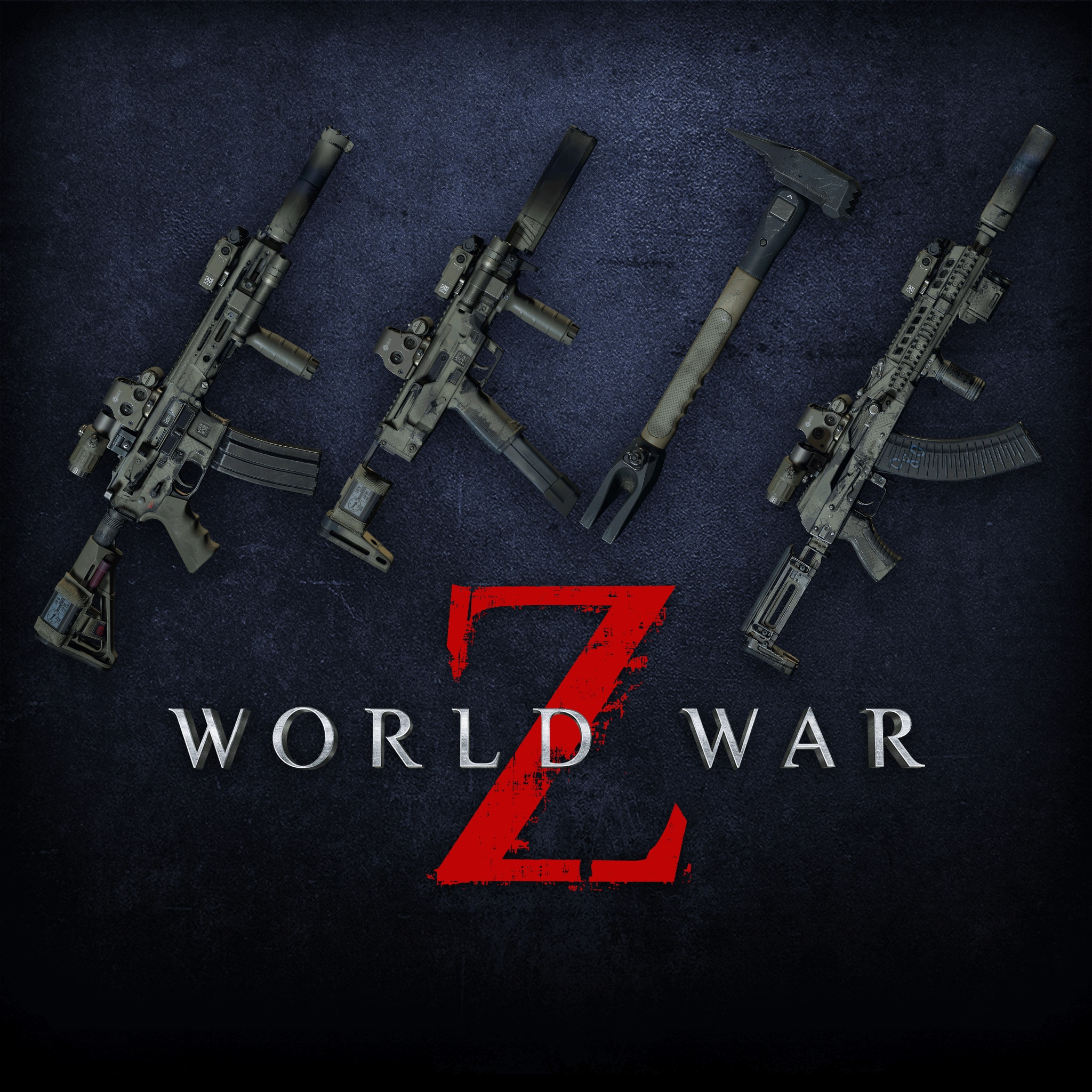 World War Z - Special Operations Forces Pack