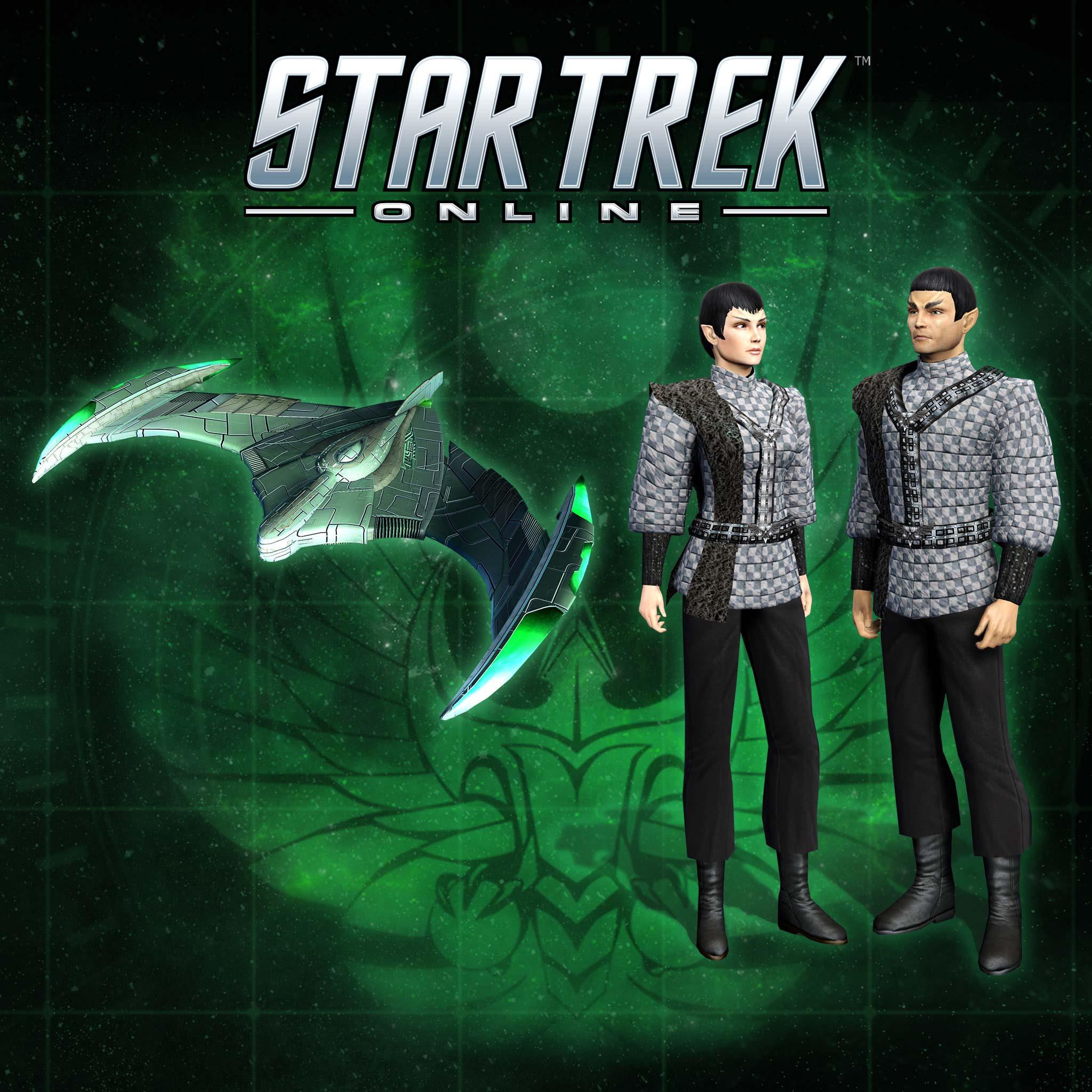 Romulan Legacy Elite Starter Pack