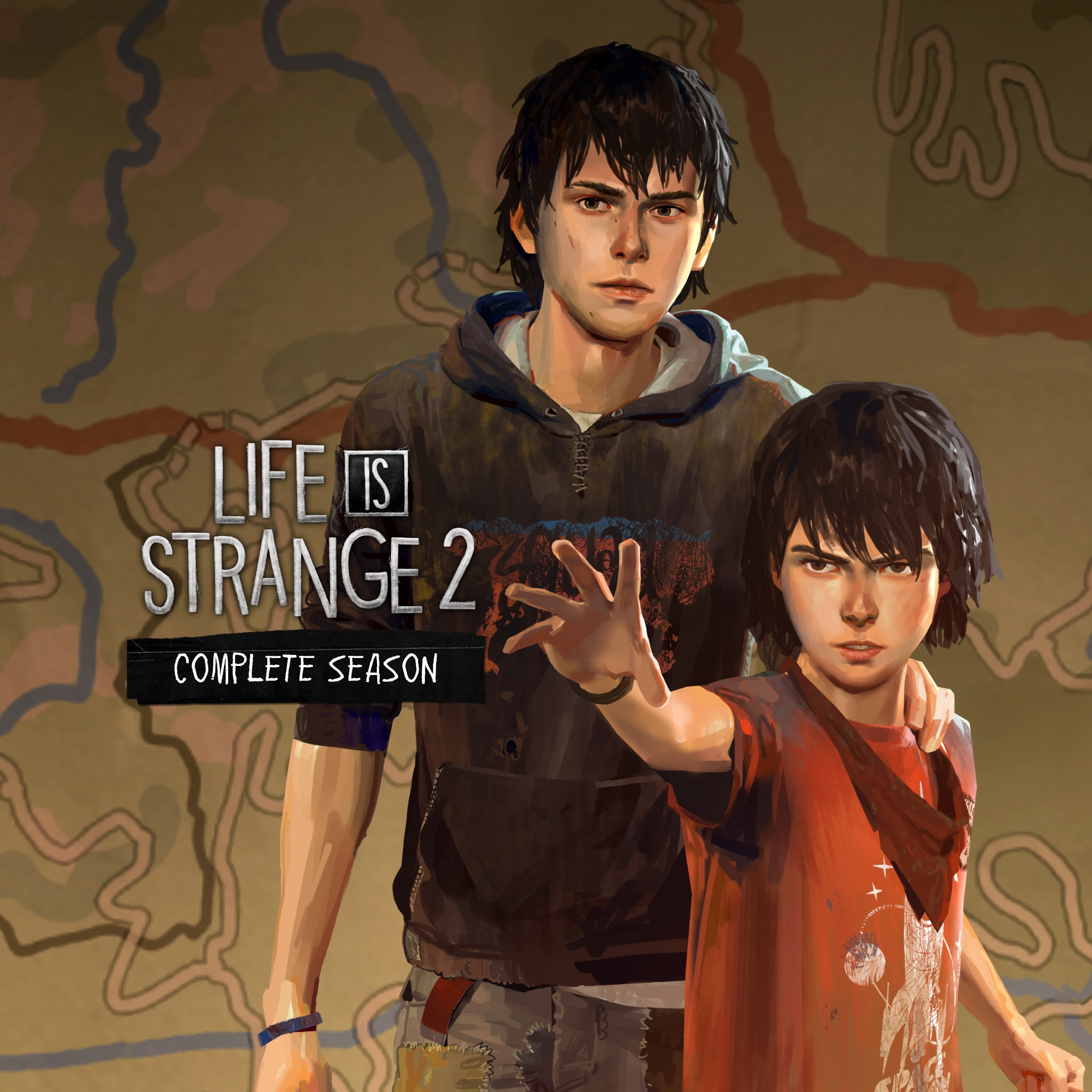 Life Is Strange 2 Temporada Completa