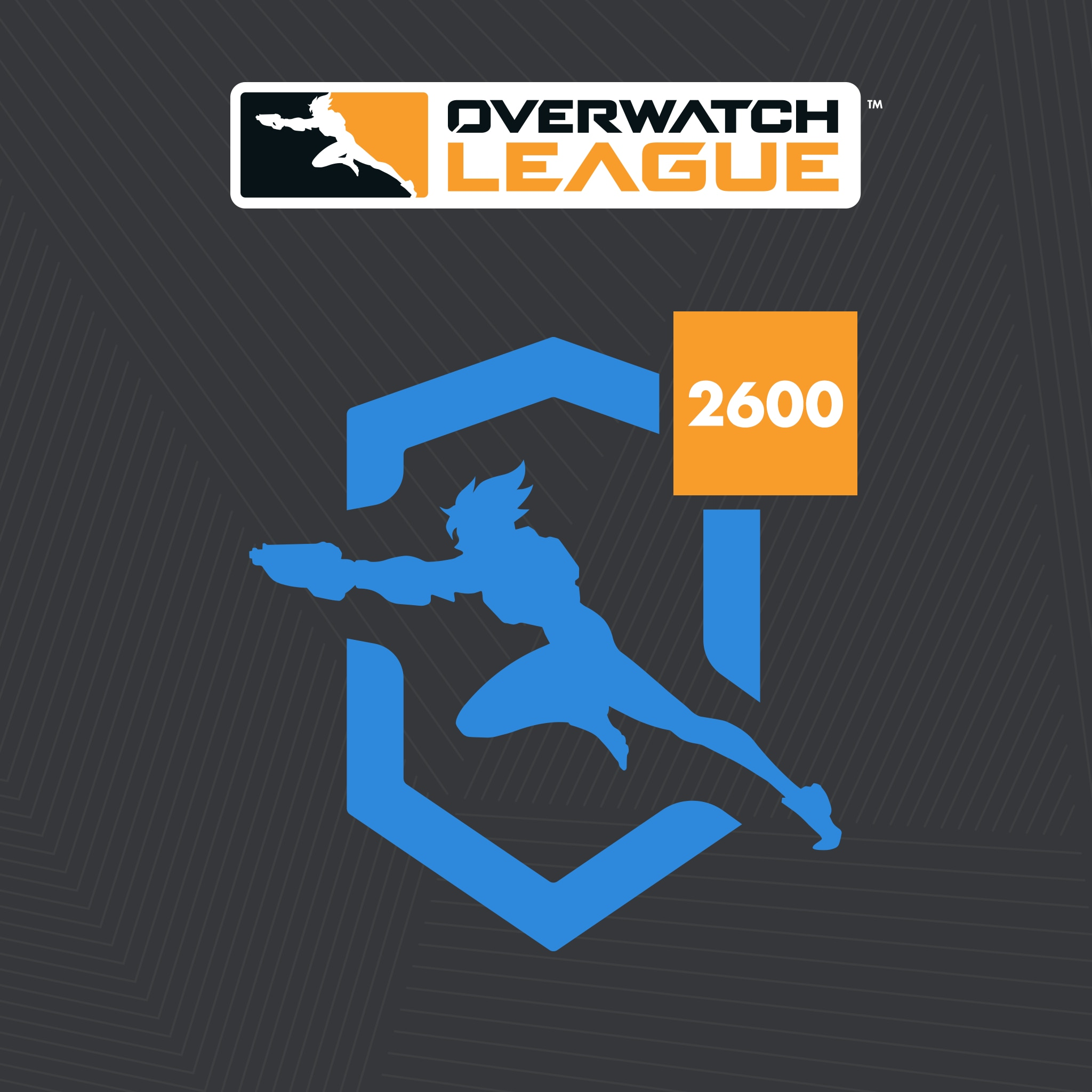 Overwatch League™ - 2 600 jetons de ligue
