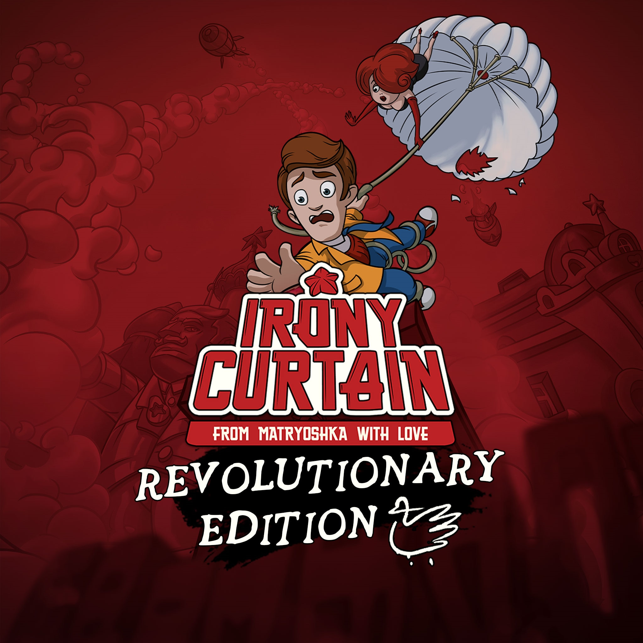 Irony Curtain - Revolutionary Edition