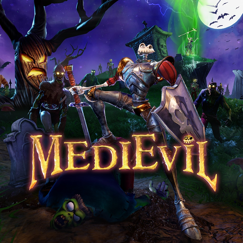 MediEvil: Demo (English Ver.)