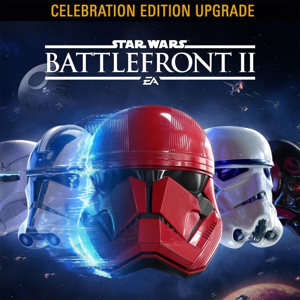STAR WARS™ バトルフロント™ II: Celebration エディション アップグレード