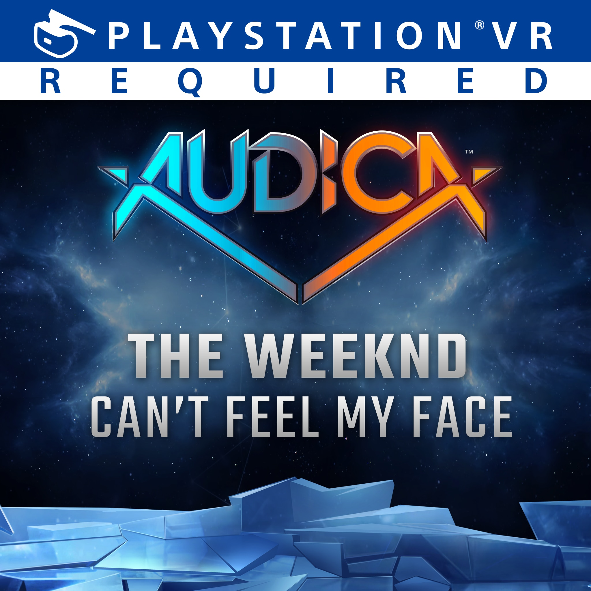 AUDICA™ : 'Can't Feel My Face' - The Weeknd