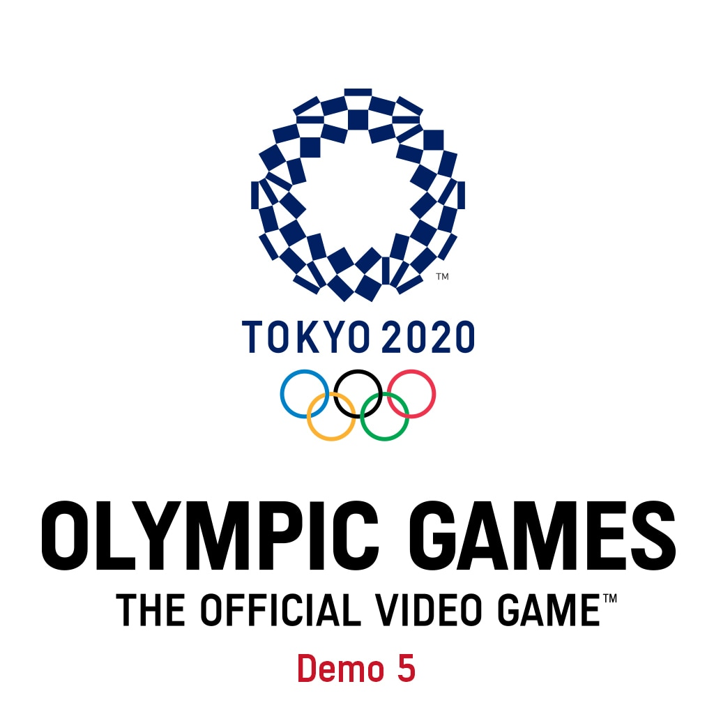 Olympic Games Tokyo 2020 - The Official Video Game DEMO5 (English/Chinese/Korean Ver.)