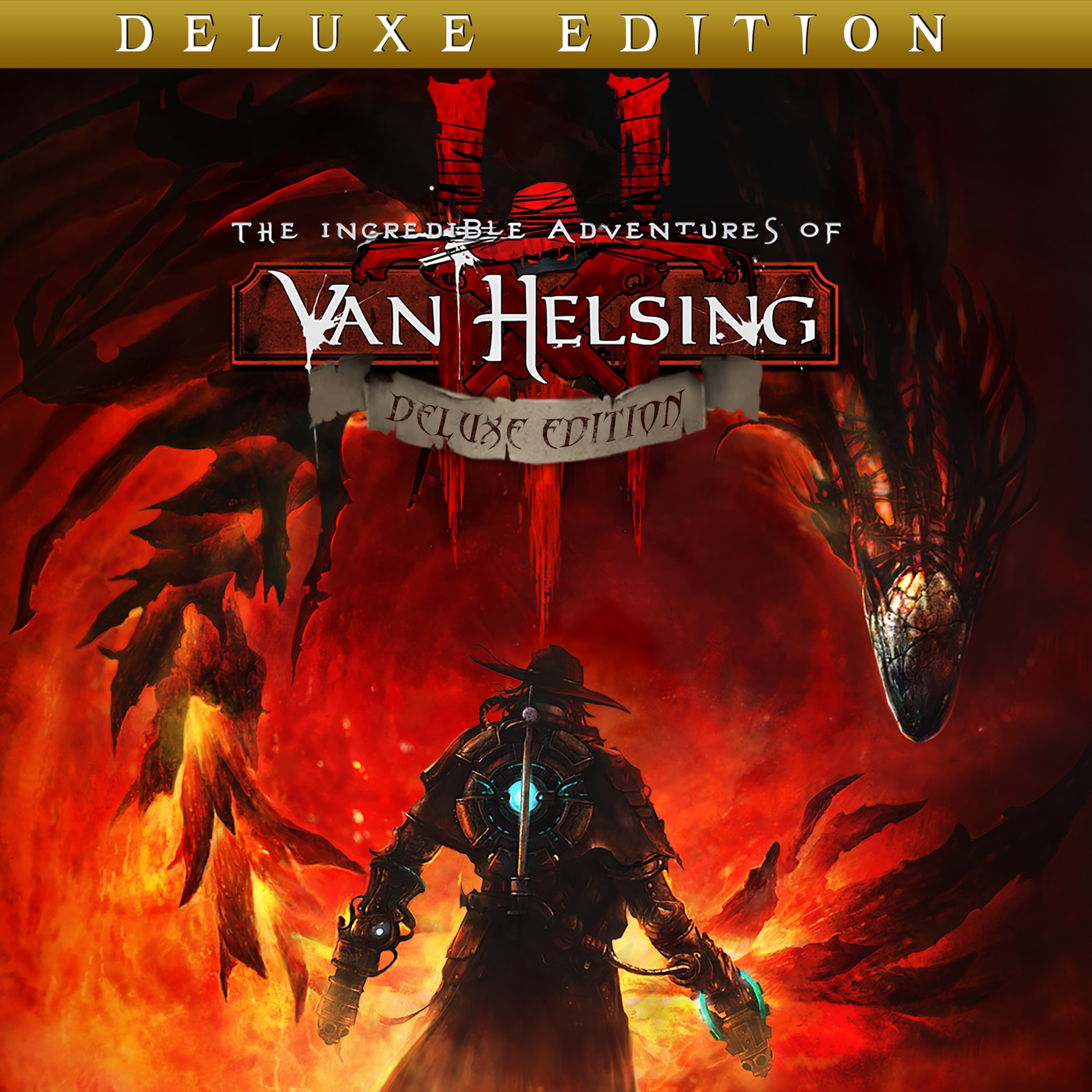 The Incredible Adventures of Van Helsing III Deluxe Edition