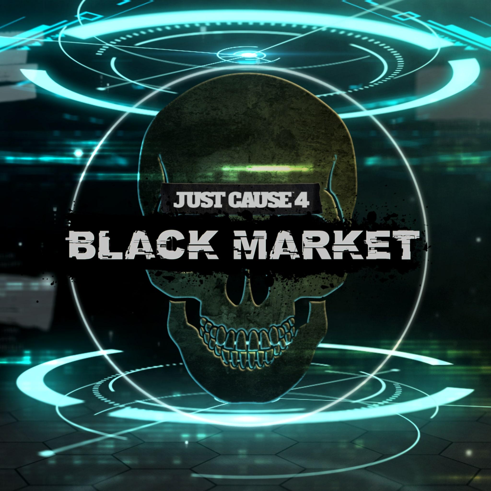 Just Cause 4 - Pakiet czarnego rynku