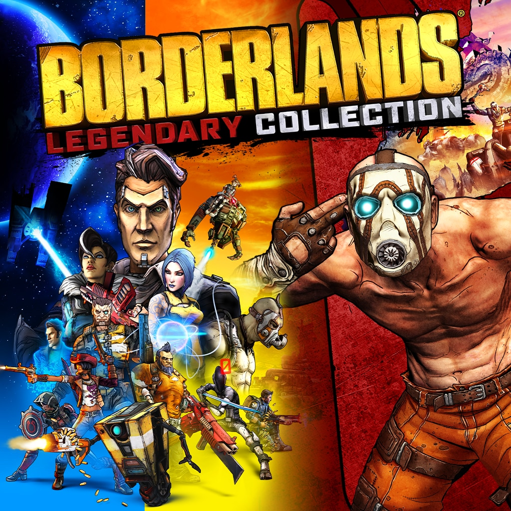 Borderlands Legendary Collection (English Ver.)