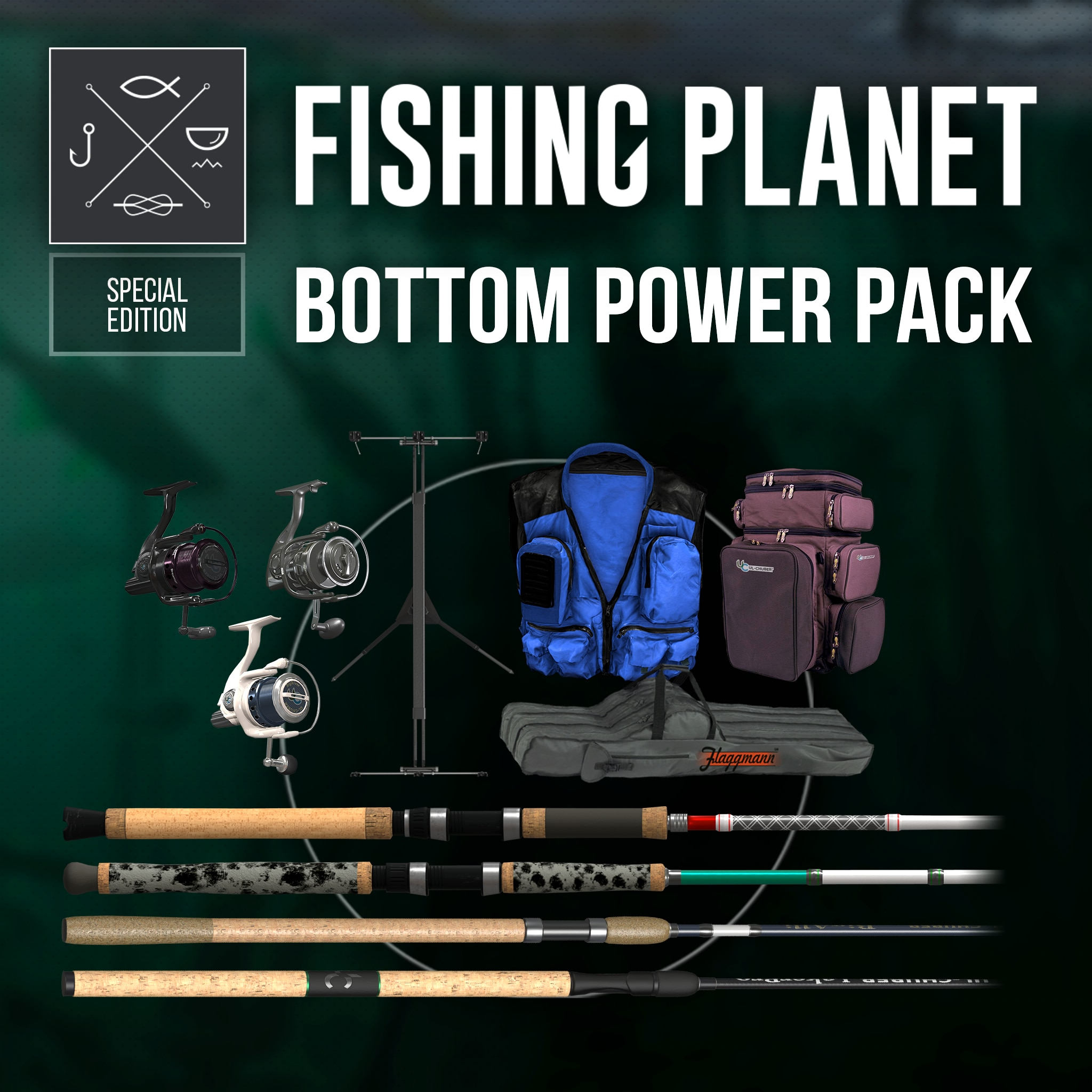 Fishing Planet: Bottom Power Pack