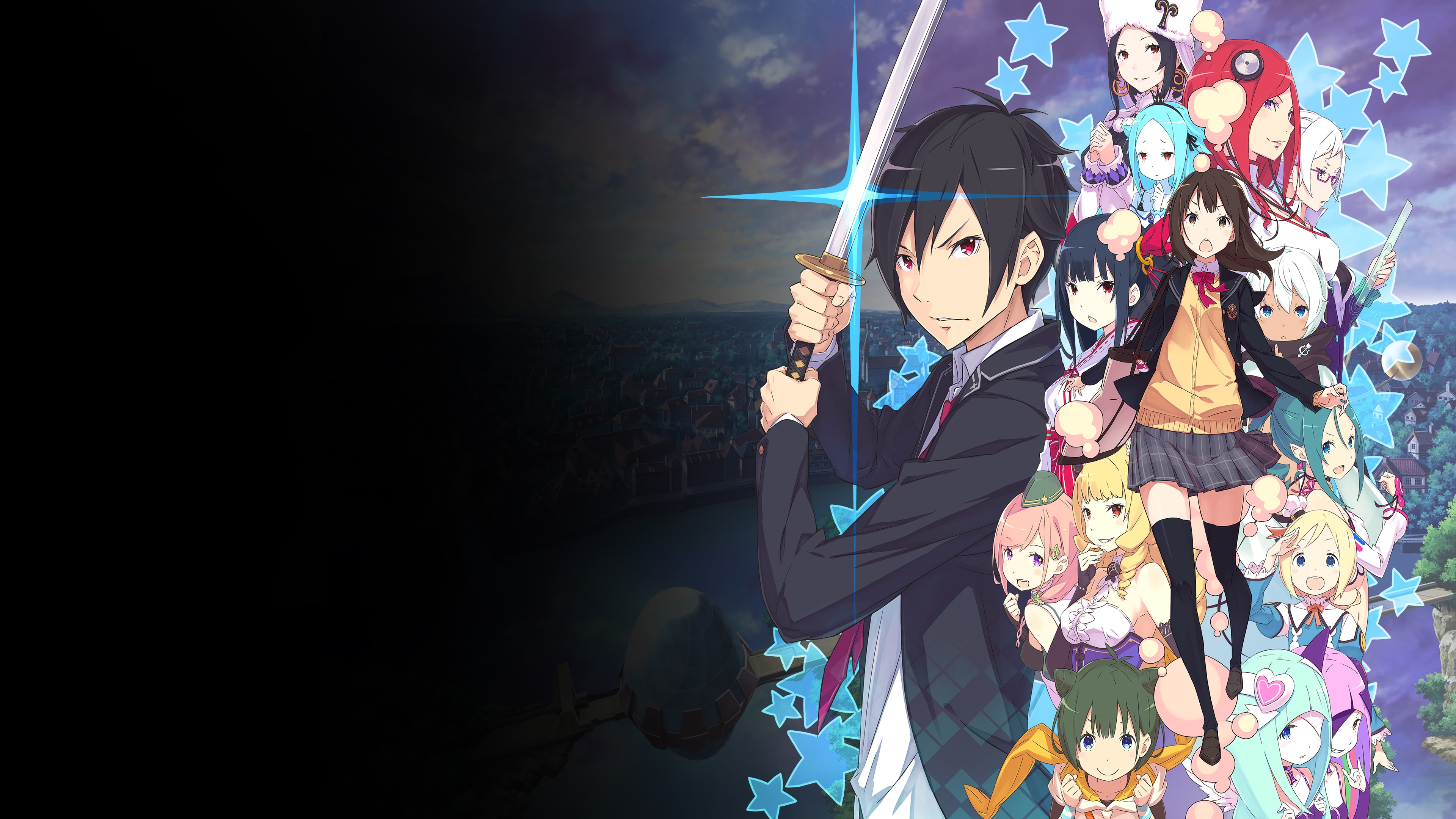 Conception PLUS: Maidens of the Twelve Stars