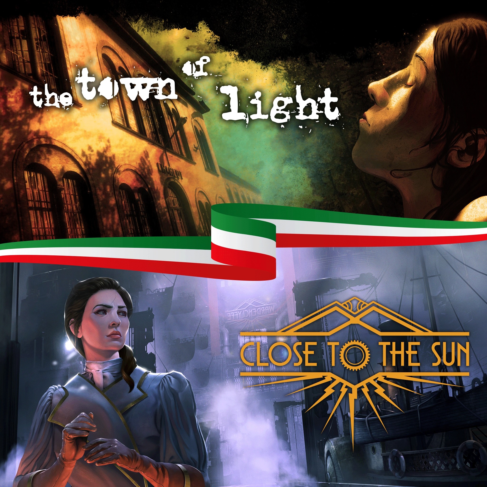 Wired Italian Adventure Bundle