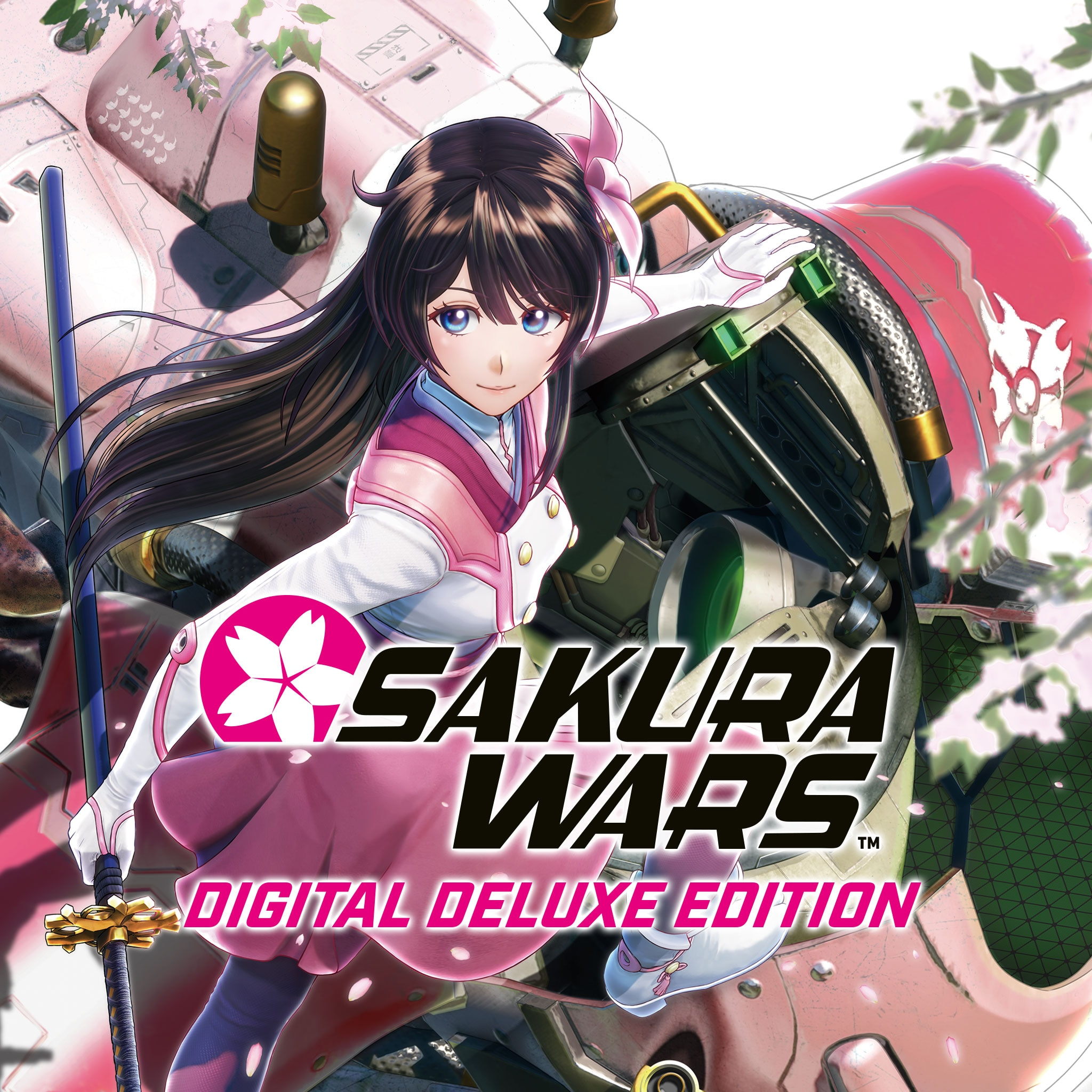 Sakura Wars Digital Deluxe Edition