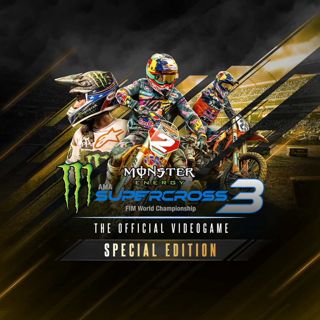 Monster Energy Supercross 3 - Special Edition (English)