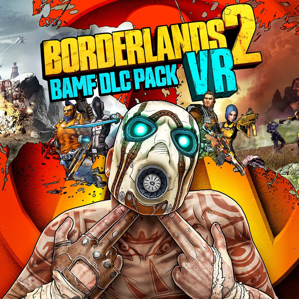 Borderlands 2 Vr Bamf Dlc Pack English Japanese Ver