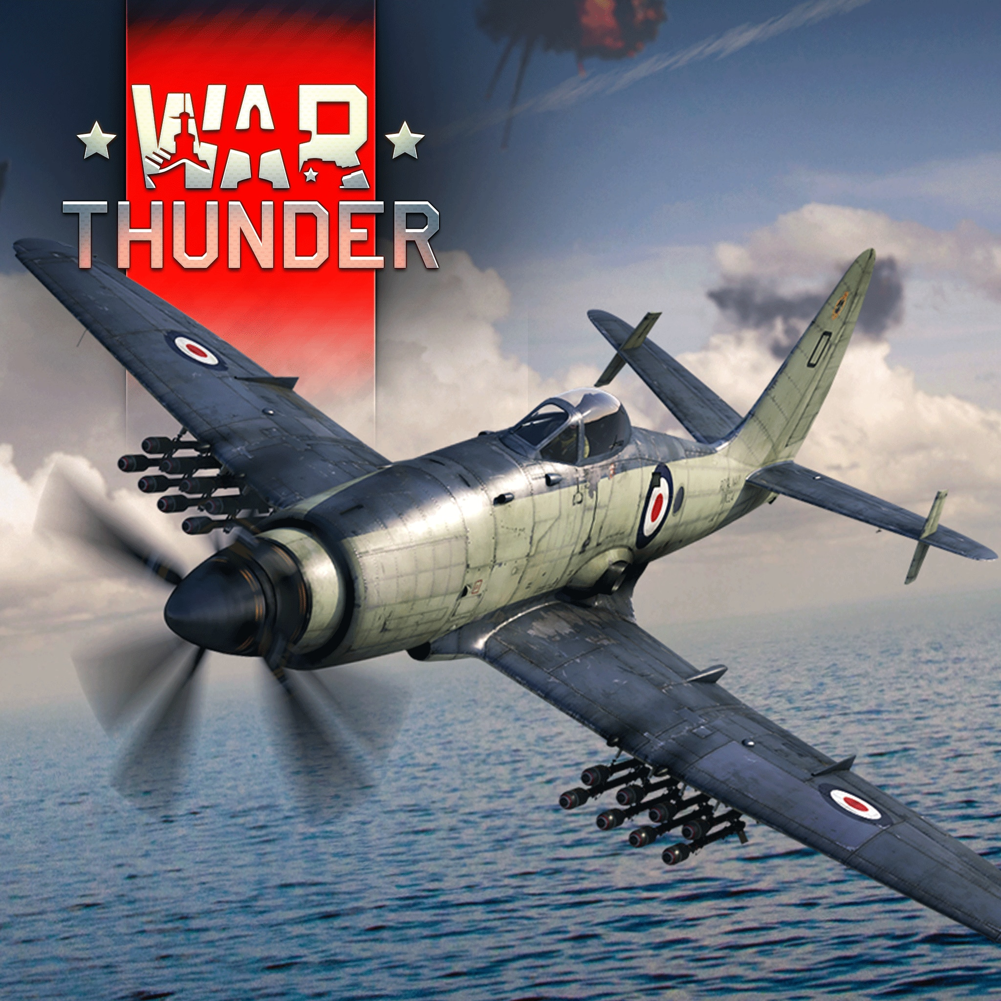 War Thunder - Wyvern