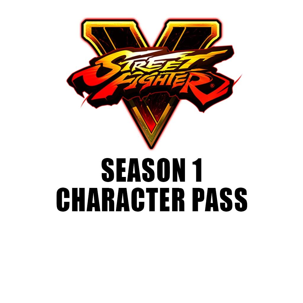 STREET FIGHTER V - ストリートファイターV シーズン 1 キャラクターパス
