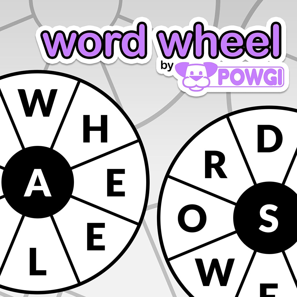 Word Wheel by POWGI (English Ver.)