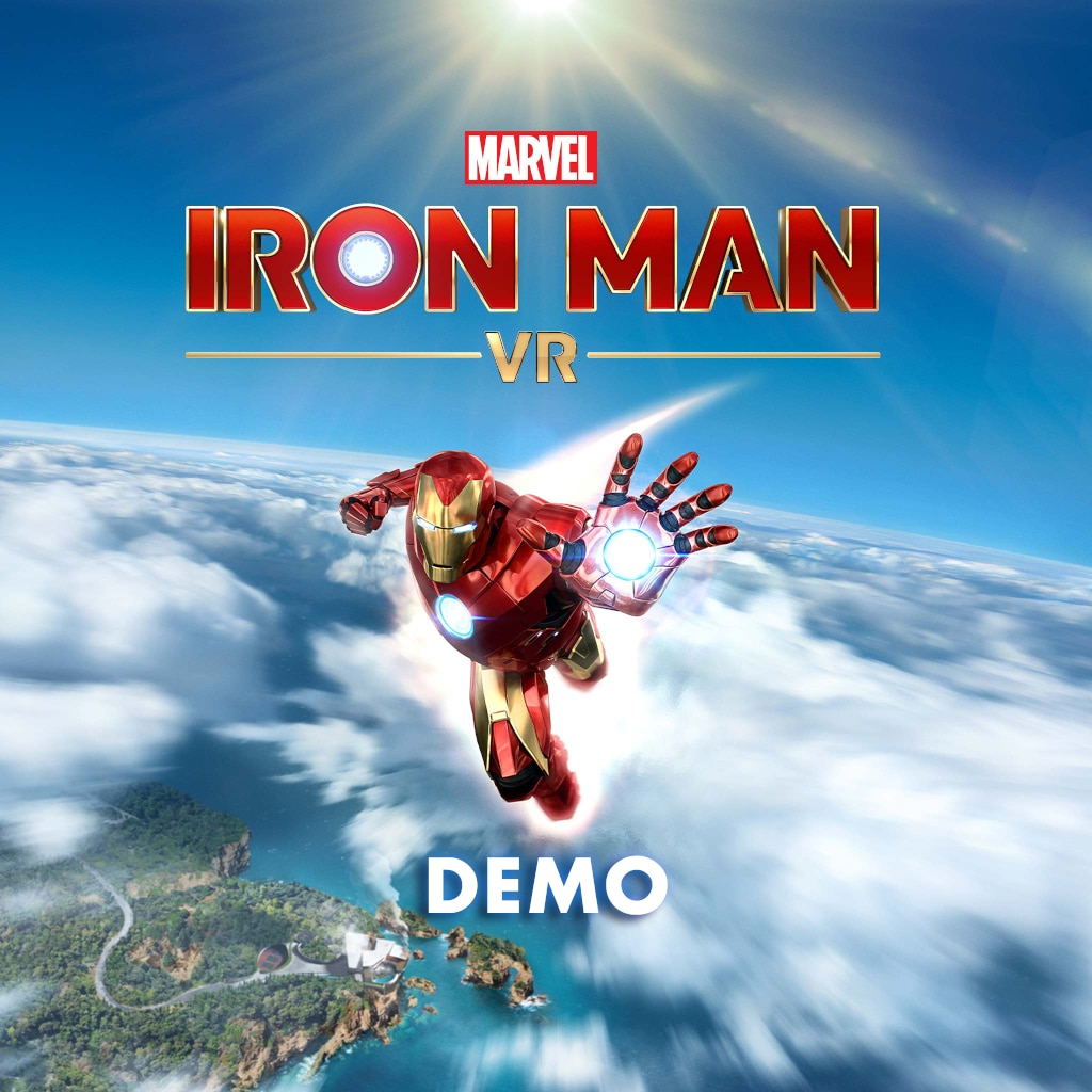 Marvel's Iron Man VR - Demo (English/Chinese/Korean Ver.)