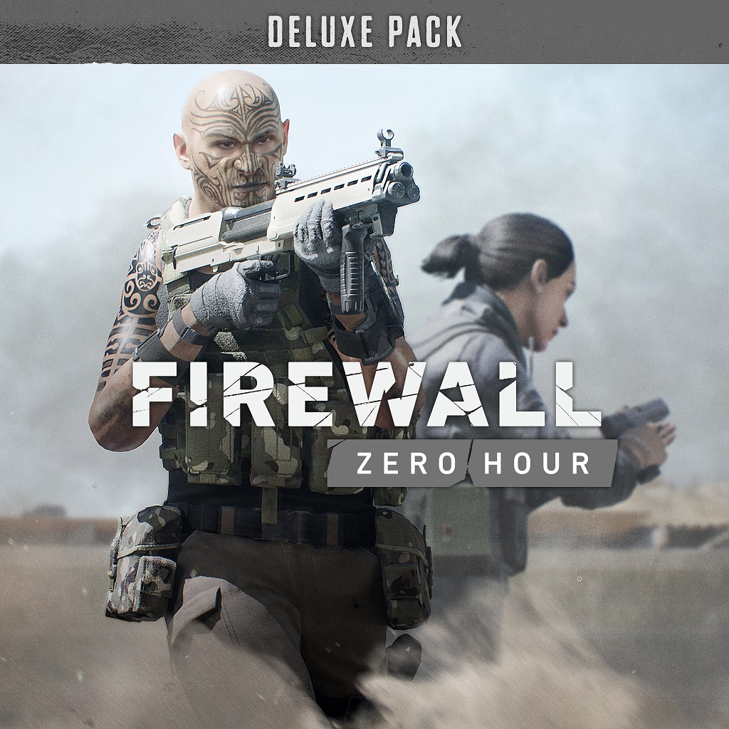Firewall Zero Hour™ Deluxe Pack