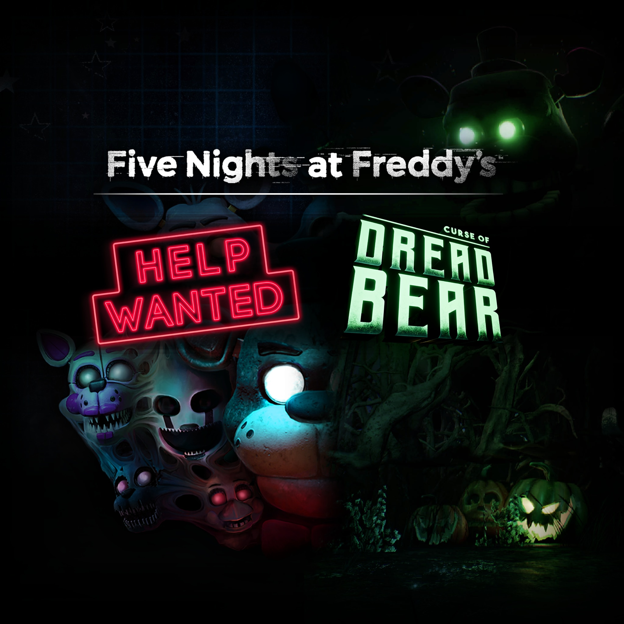Five Nights at Freddy's: Help Wanted - Bundle
