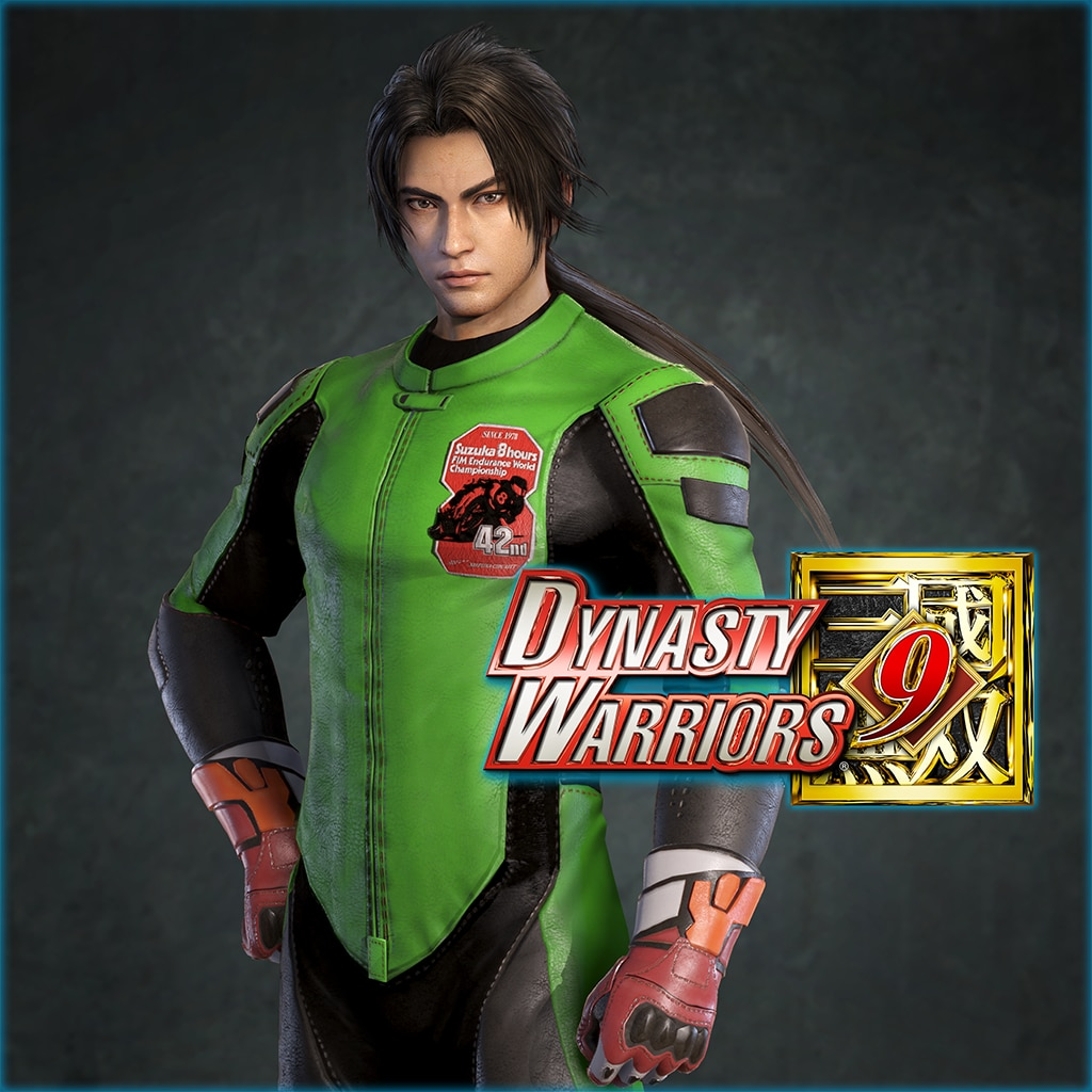 "Zhao Yun ""Racing Suit Costume"" (English Ver.)"