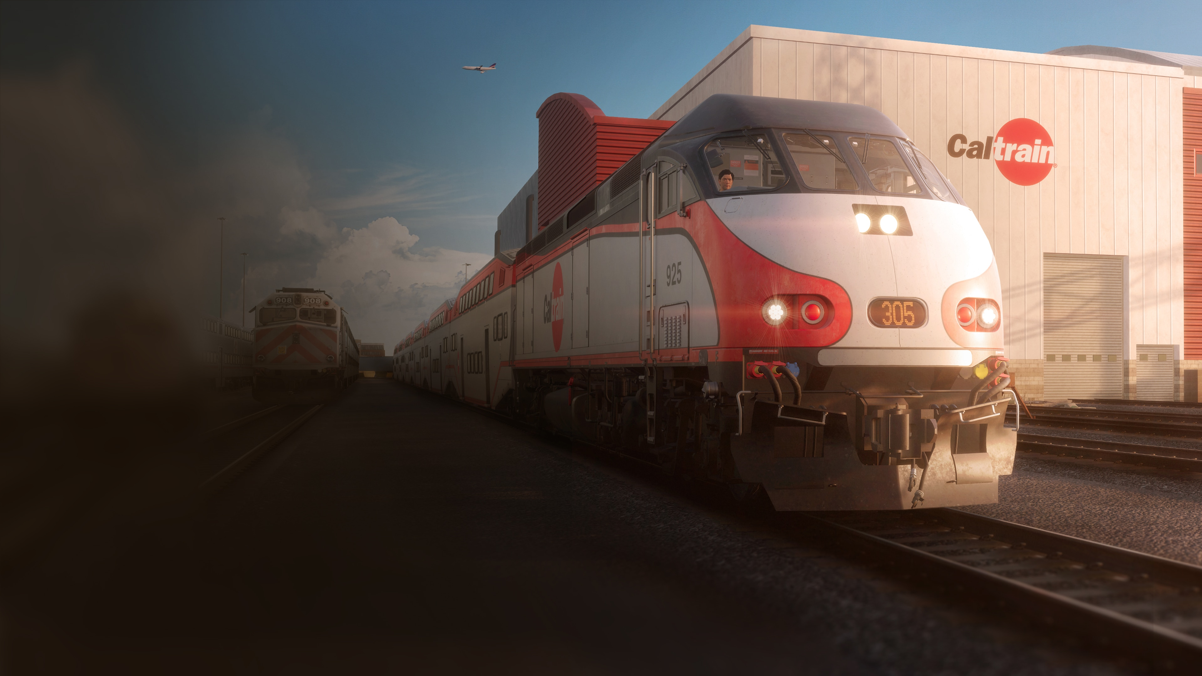 Train Sim World®: Caltrain MP36PH-3C 'Baby Bullet'