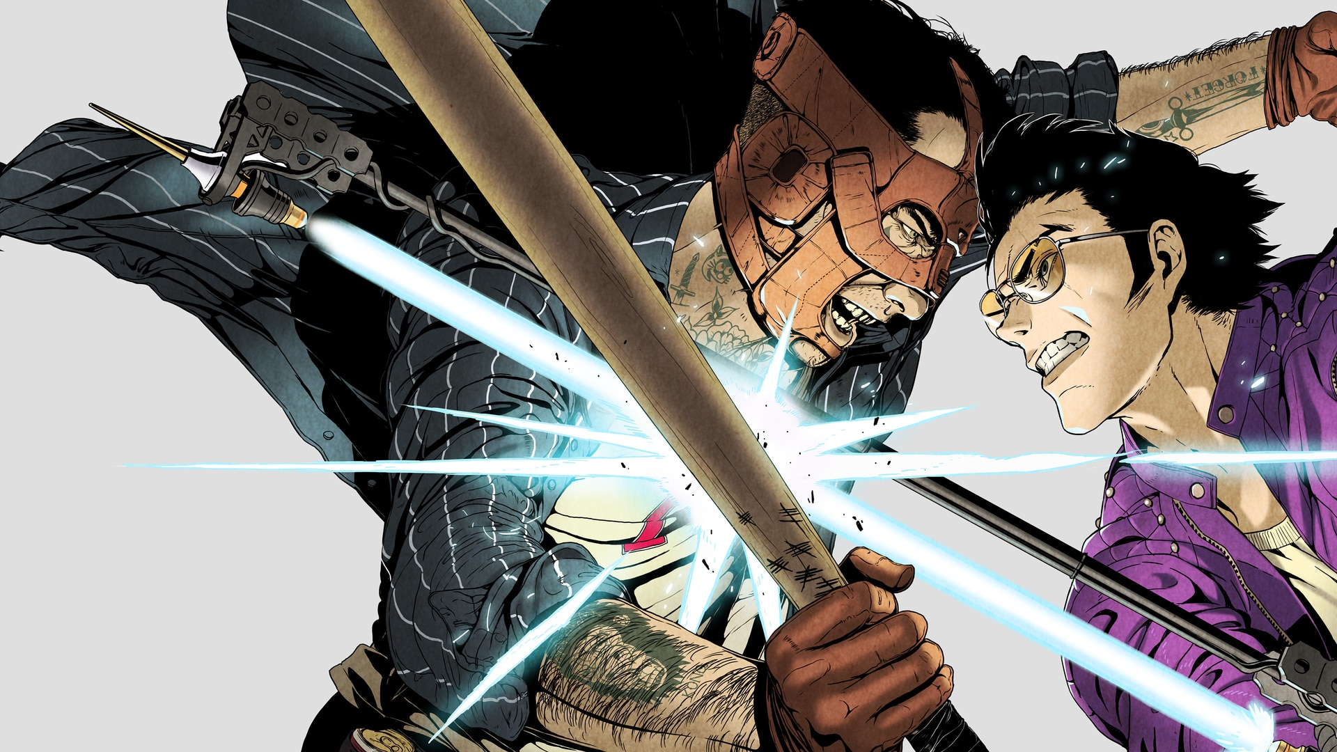Travis Strikes Again: No More Heroes Complete Edition (English/Chinese/Korean/Japanese Ver.)