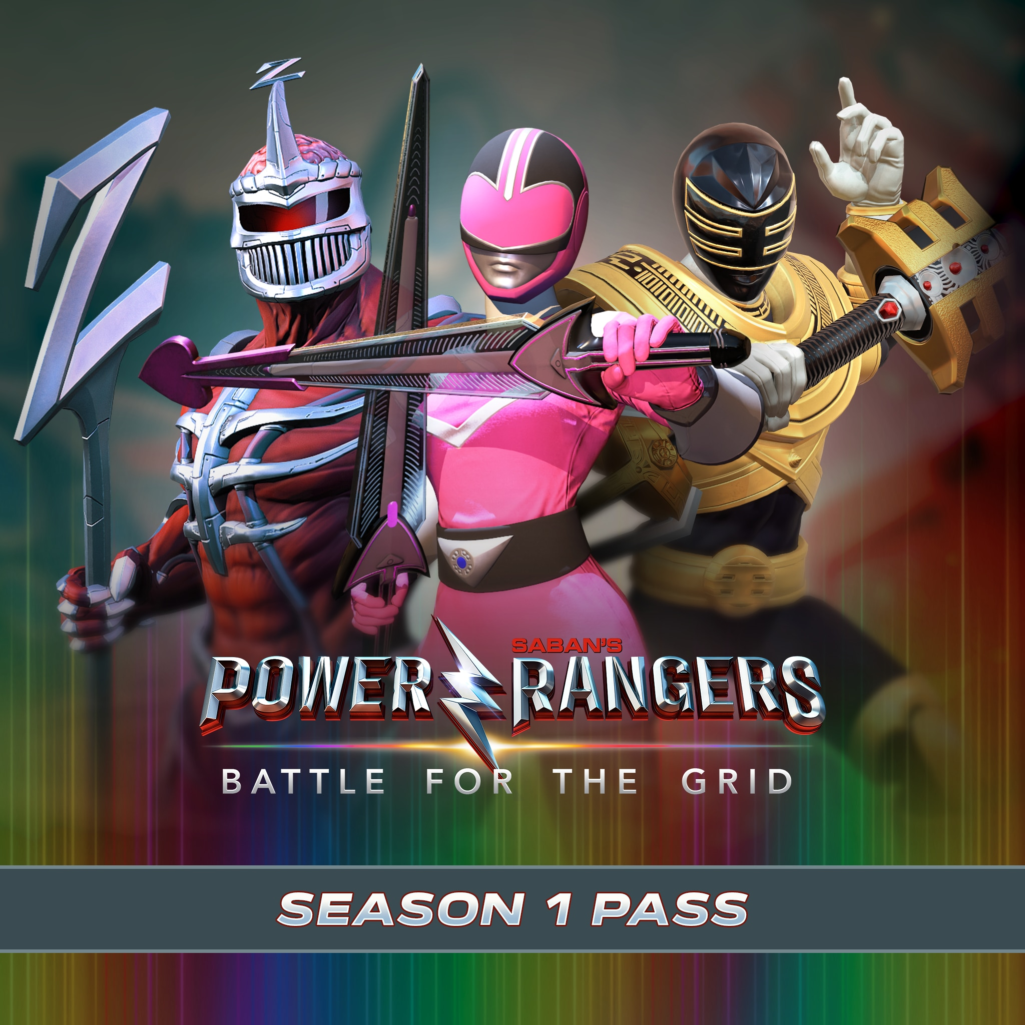 Power Rangers: Battle For The Grid - Passe da 1ª temporada