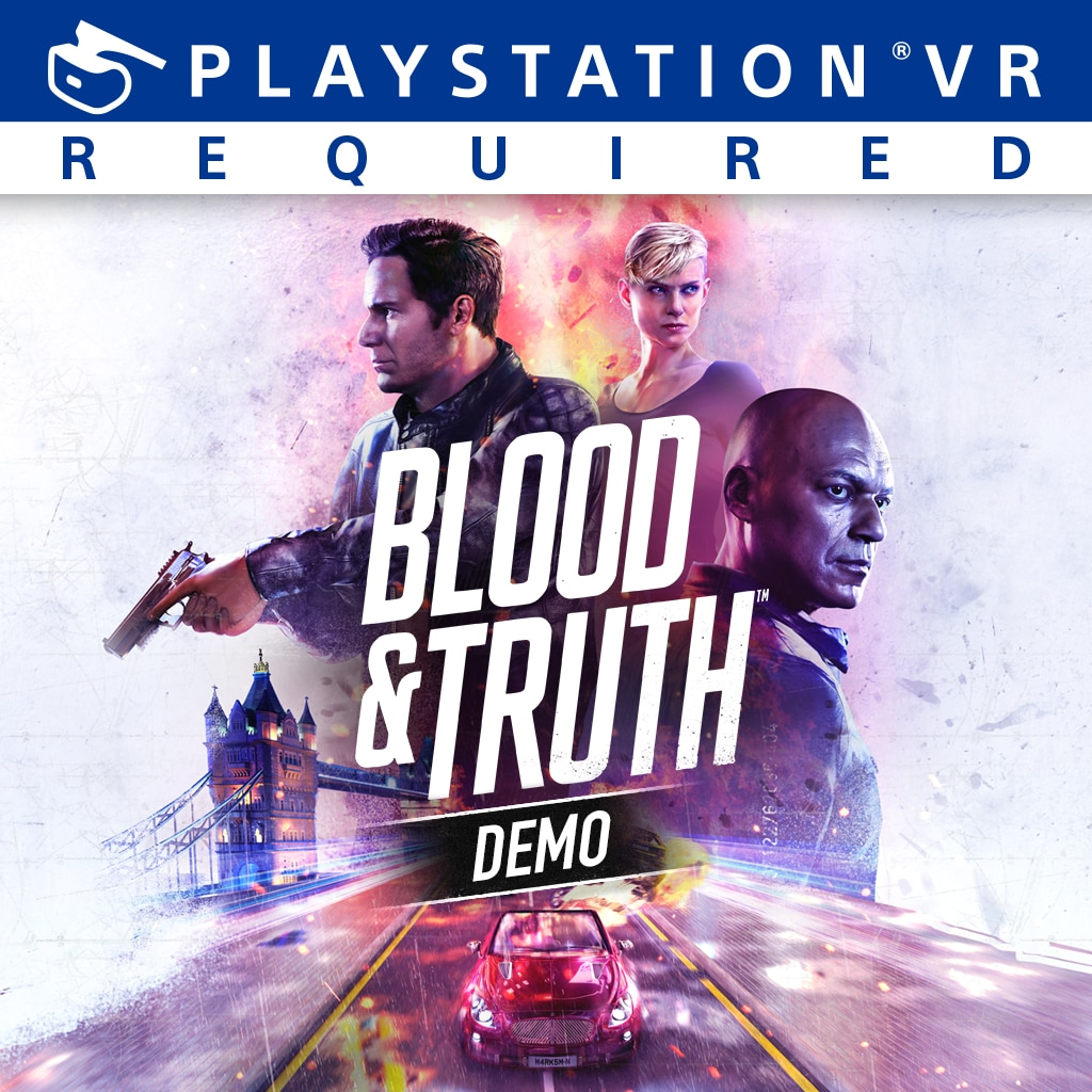 Demo zu Blood & Truth