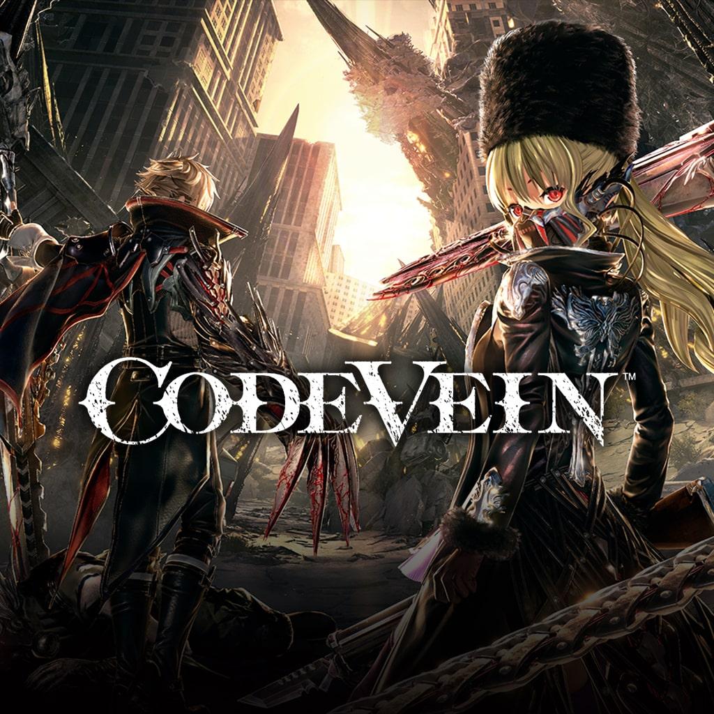 CODE VEIN (English)