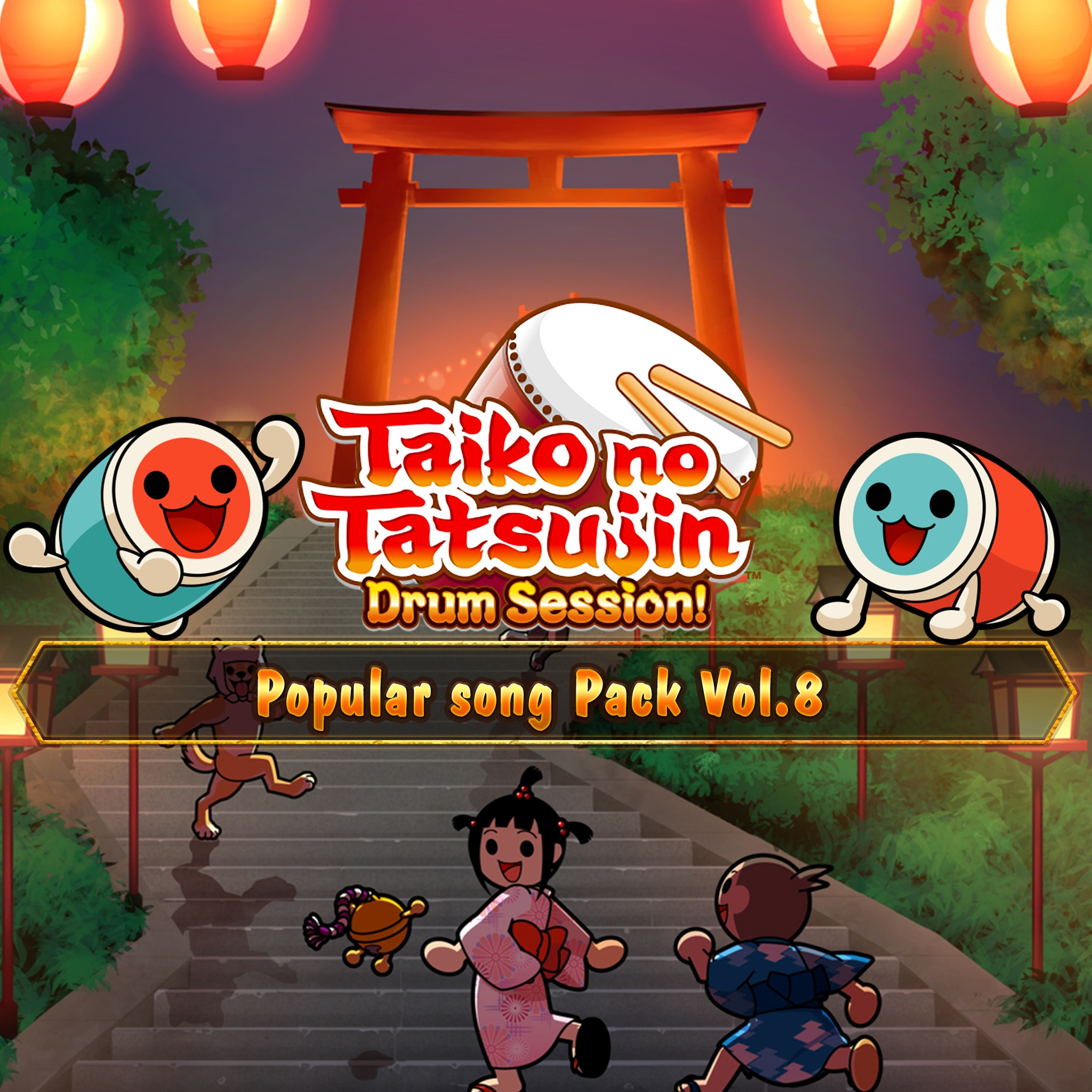 Taiko no Tatsujin - Popular Song Pack Vol.8