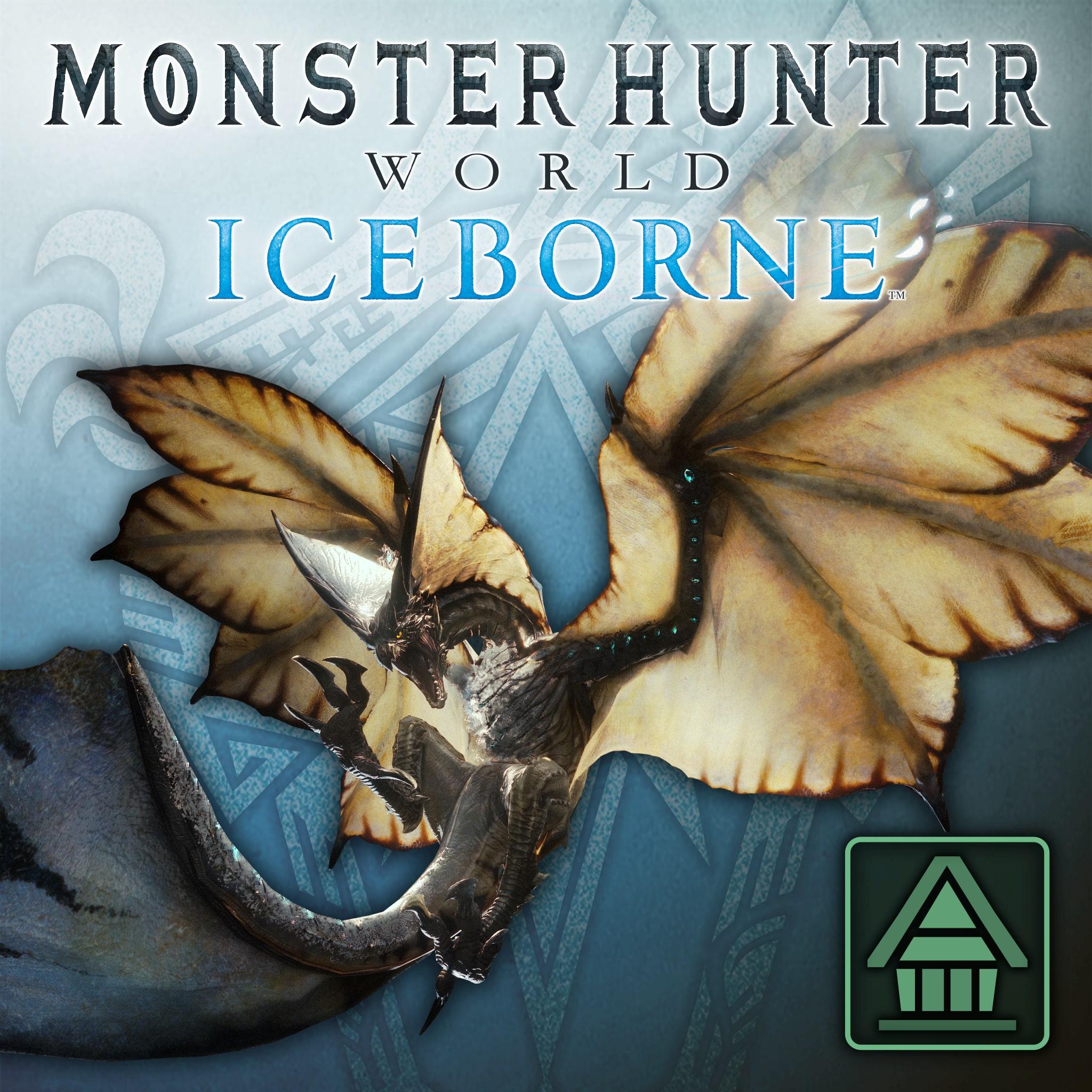 Figura potwora z MHW:I: Legiana