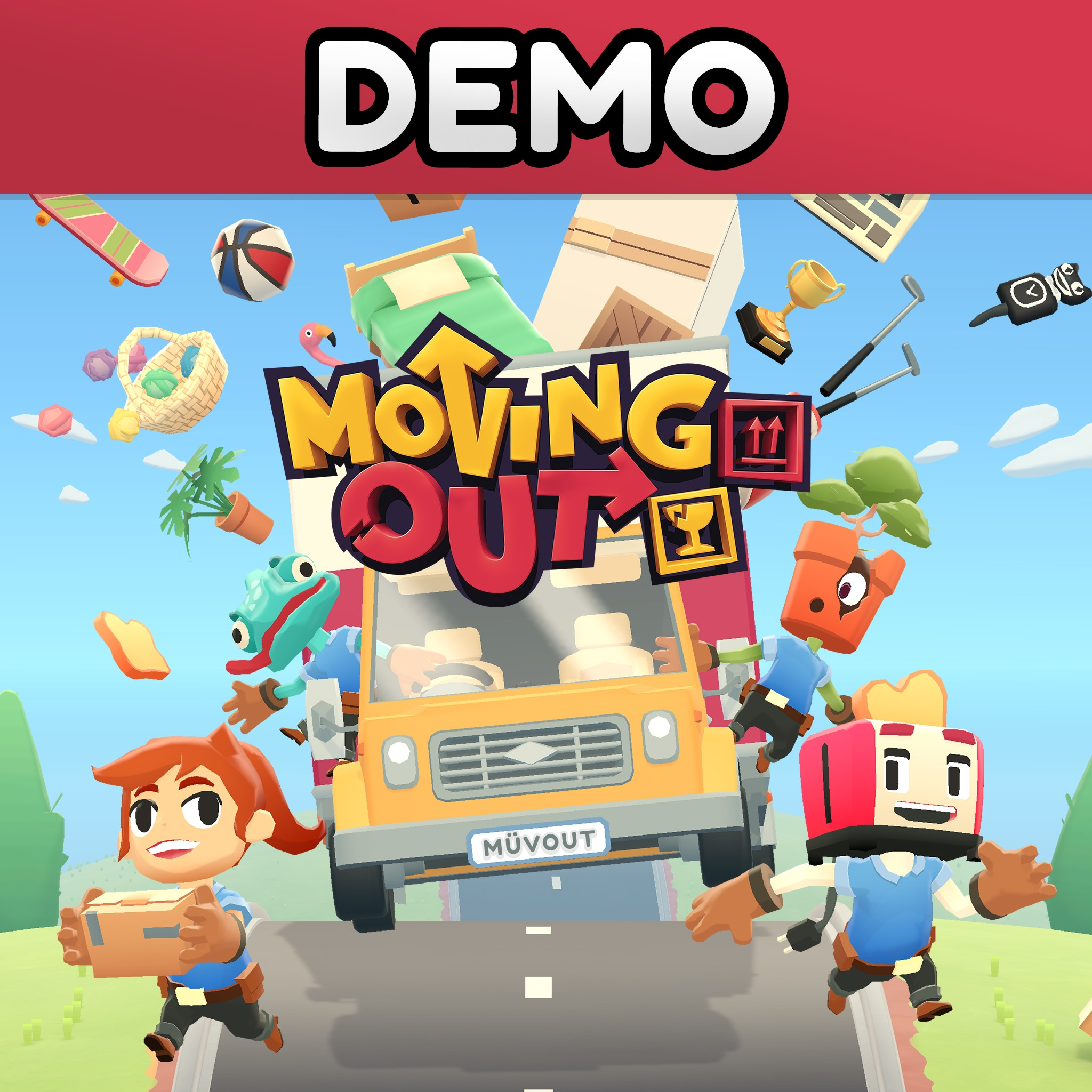 Moving Out Demo